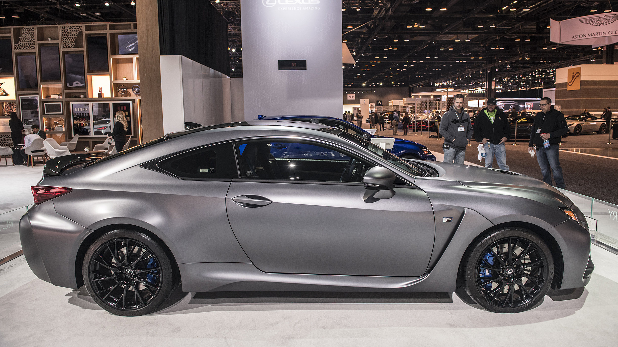 2019 Lexus Rc F 10th Anniversary Special Edition Chicago 2018 Photo Gallery Autoblog