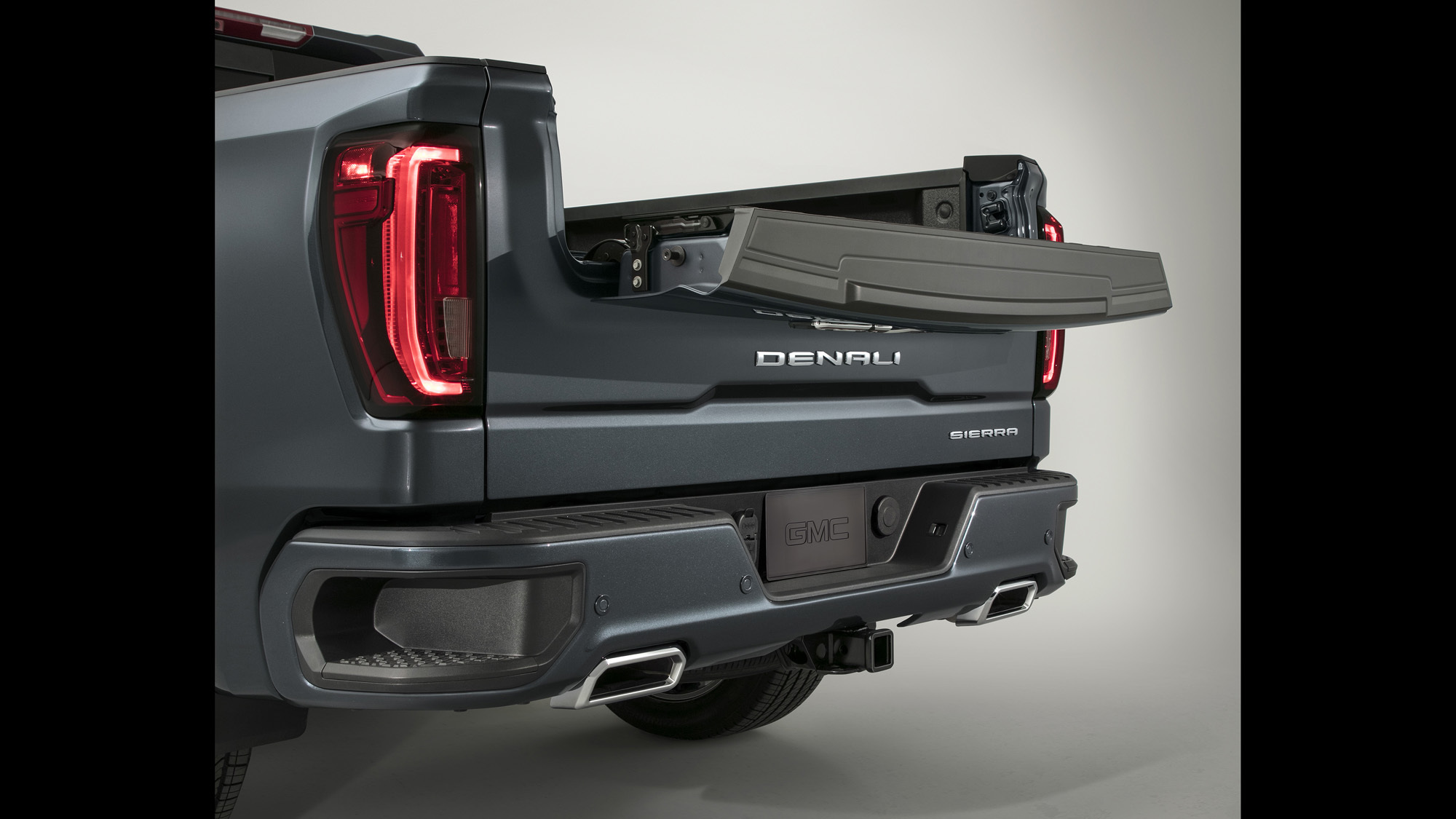 New 2019 Gmc Sierra Revealed With A Carbon Fiber Bed