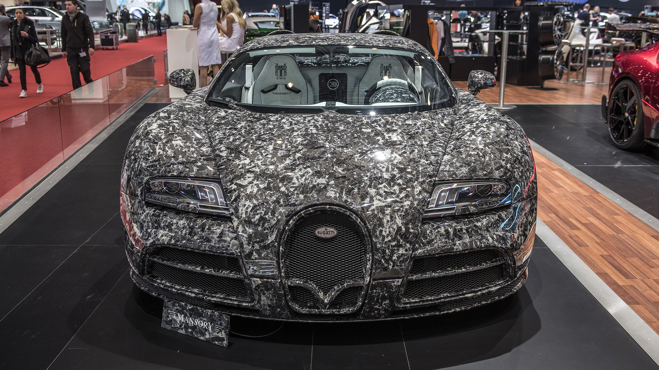 vivere by motor gtspirit at geneva mansory veyron the bugatti moti show diamond edition