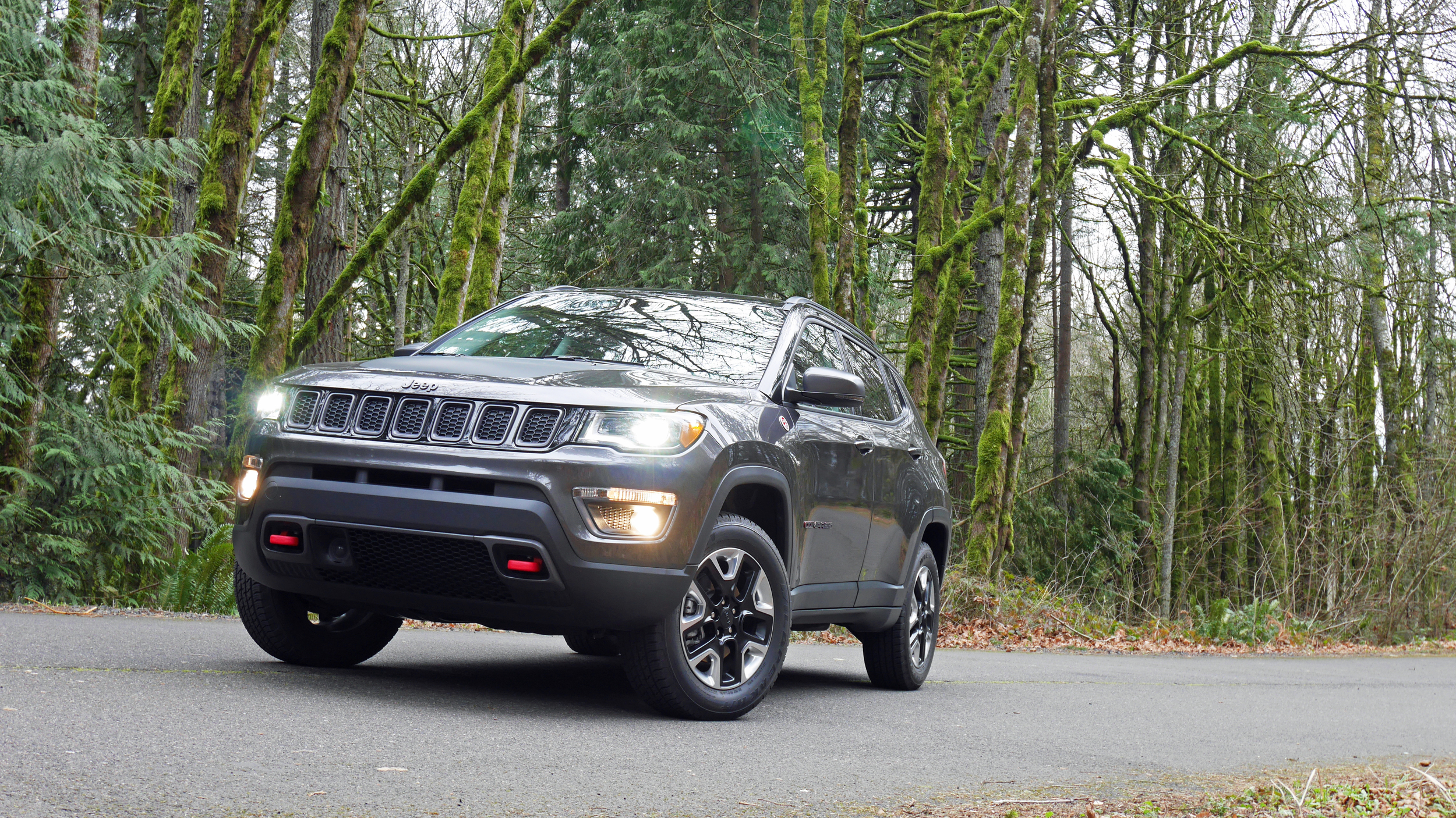 2018 Jeep Compass Trailhawk: Specs, Design, Price >> Jeep Compass Trailhawk Review What It S Like To Drive