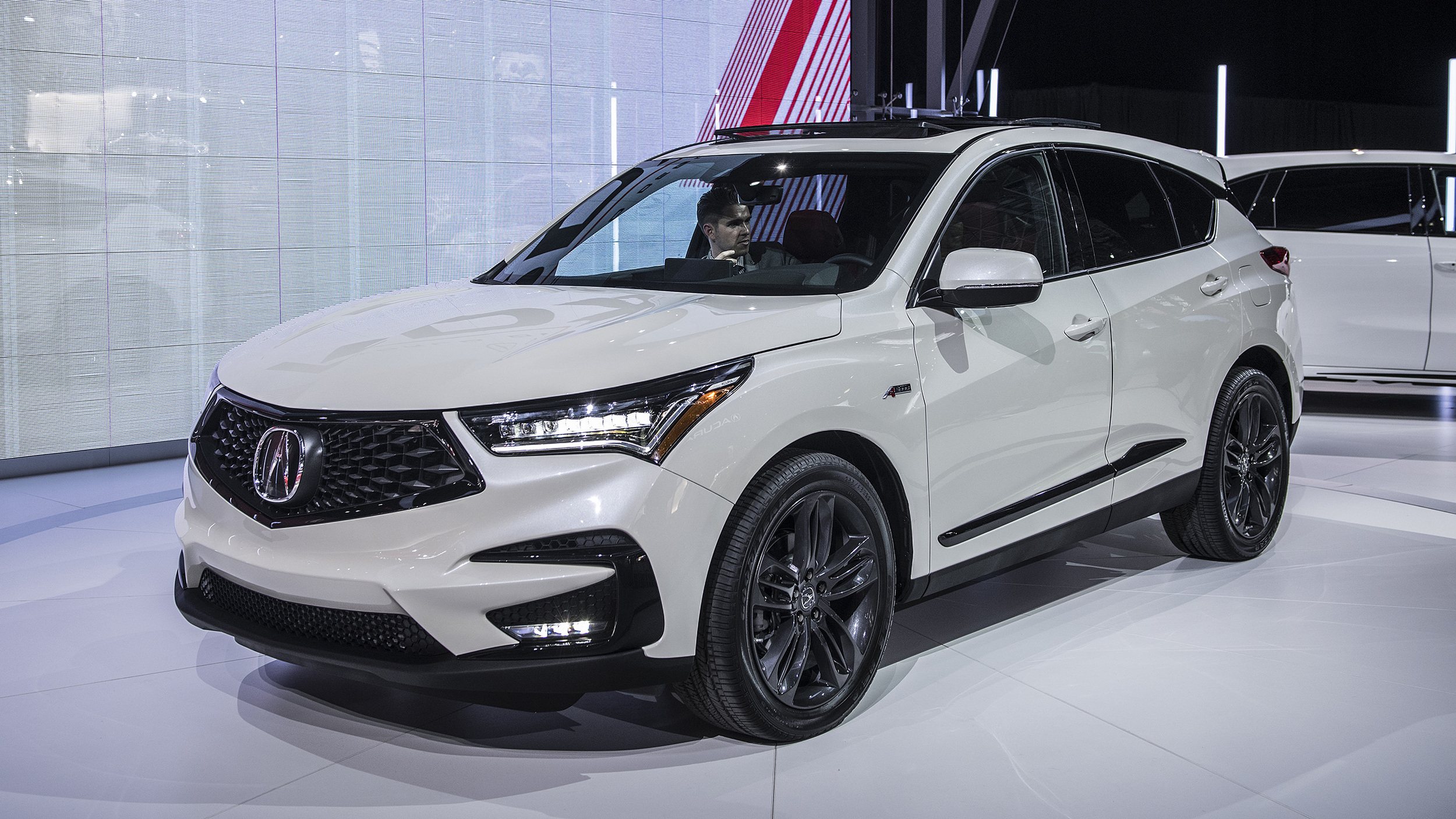 2019 Acura Rdx A Spec New York 2018 Photo Gallery Autoblog