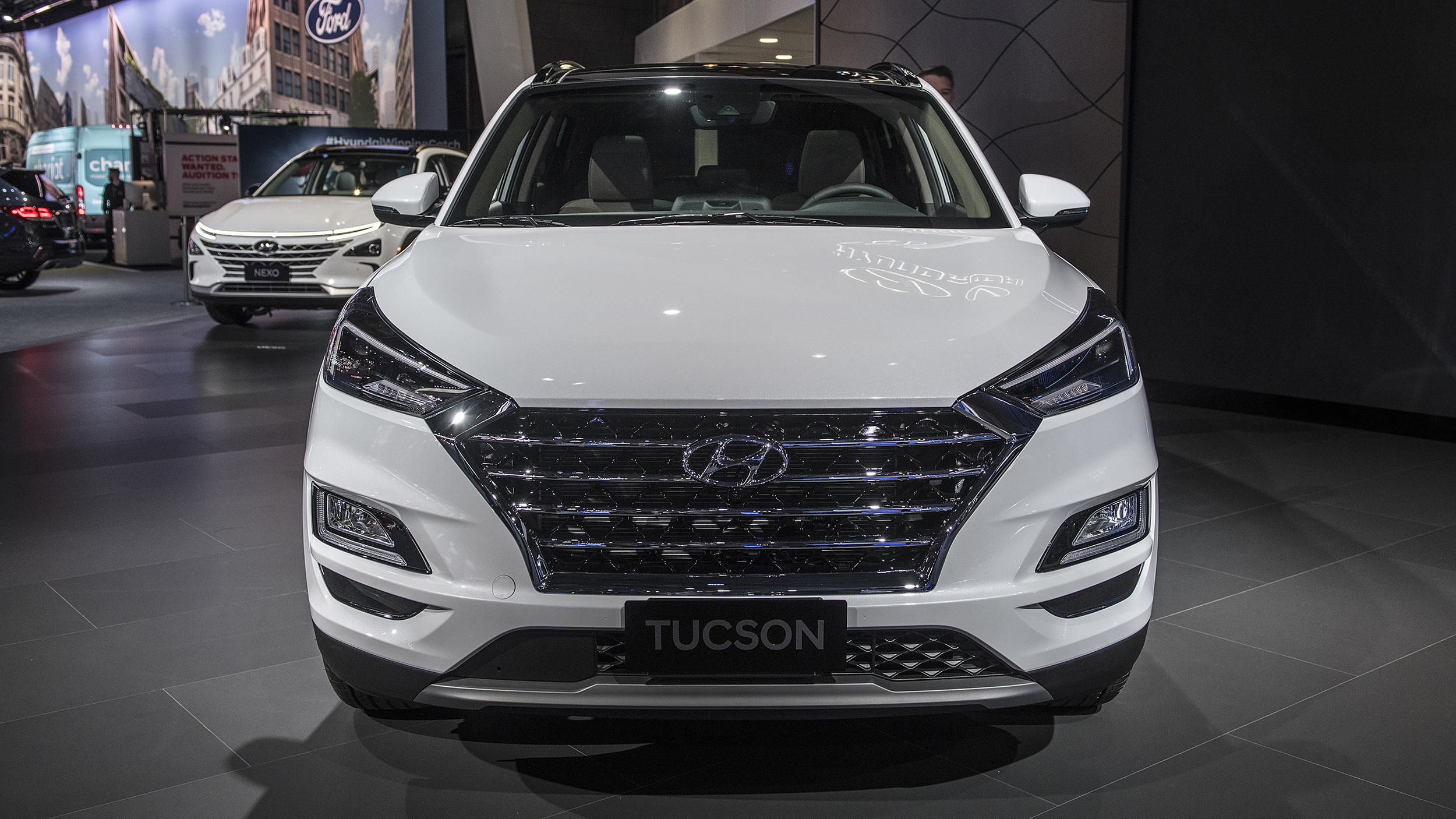 Gas Prices Tucson >> 2019 Hyundai Tucson improves IIHS safety rating | Autoblog