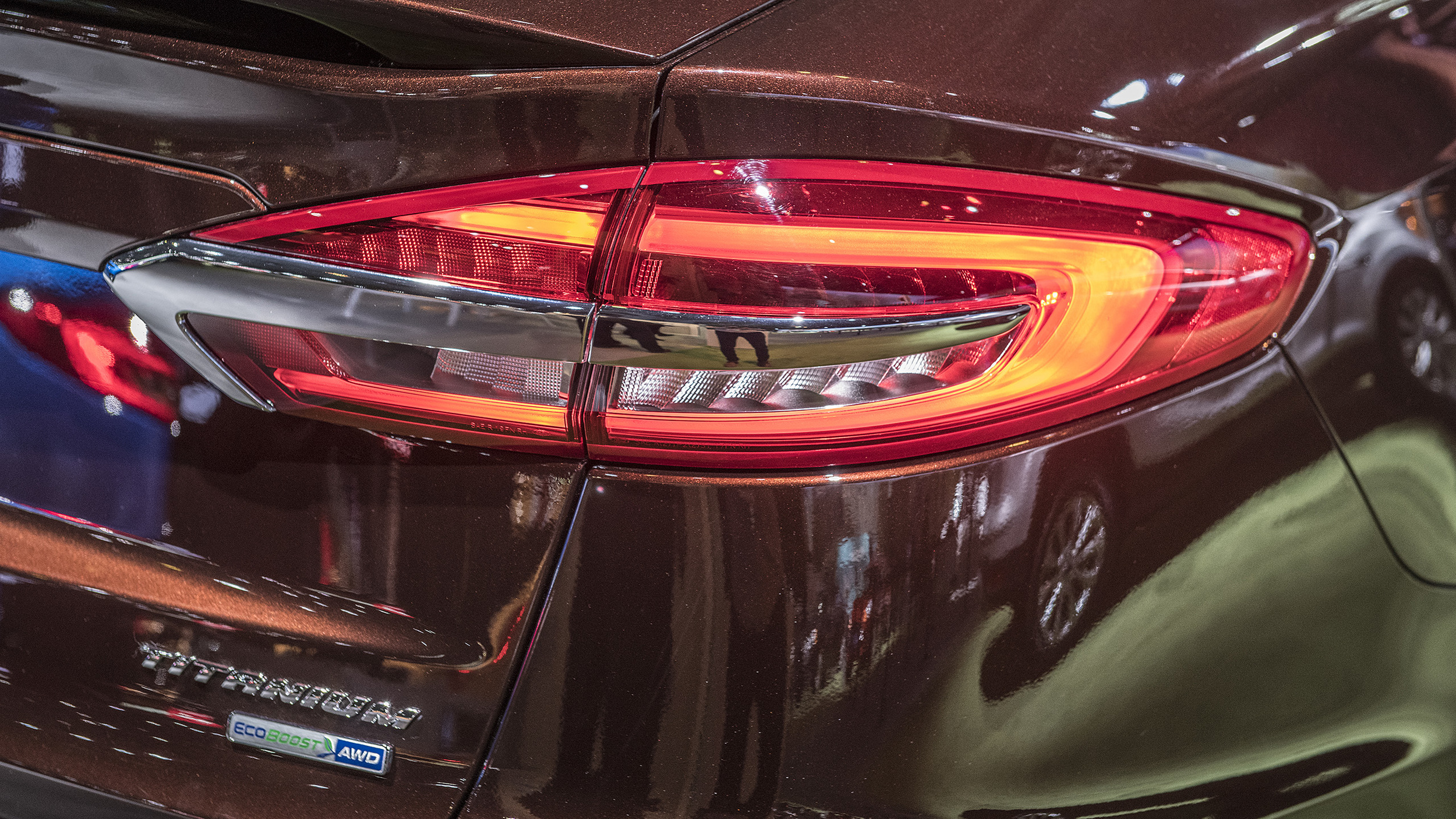 2019 Ford Fusion New York 2018 Photo Gallery Autoblog
