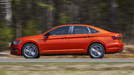 volkswagen jetta   quick spin review  rating autoblog