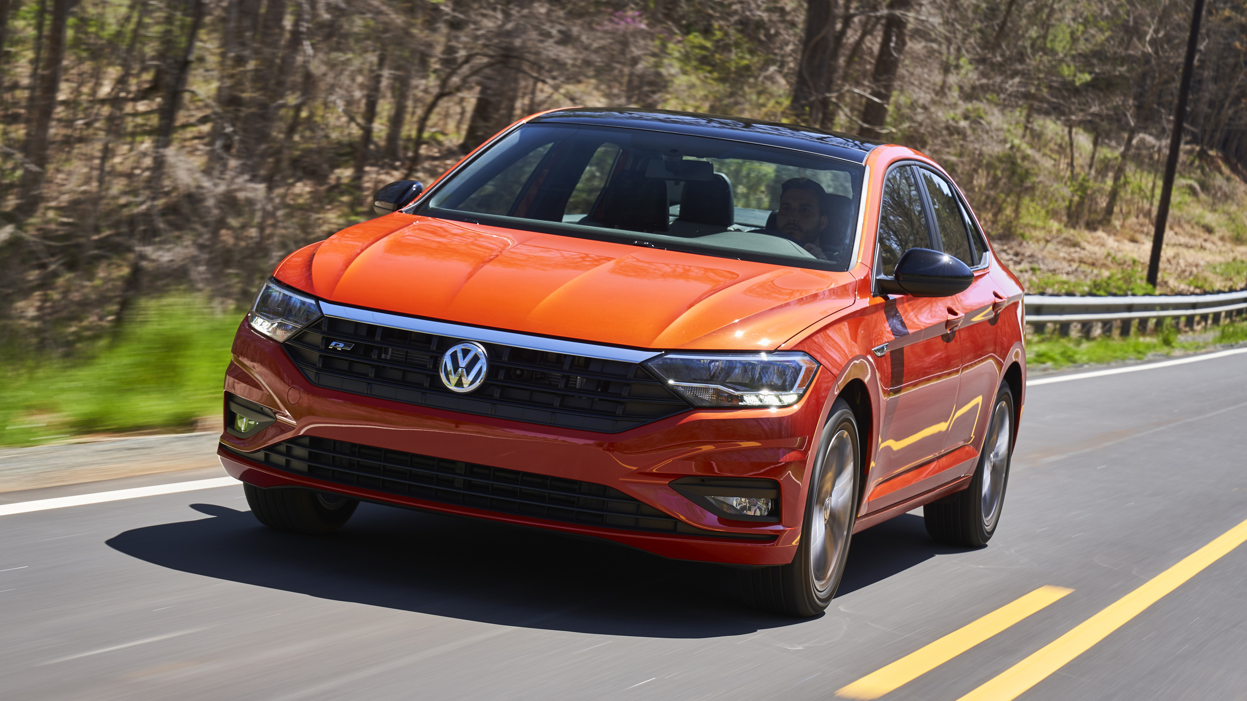 2019 VW Jetta First Drive Review | Autoblog