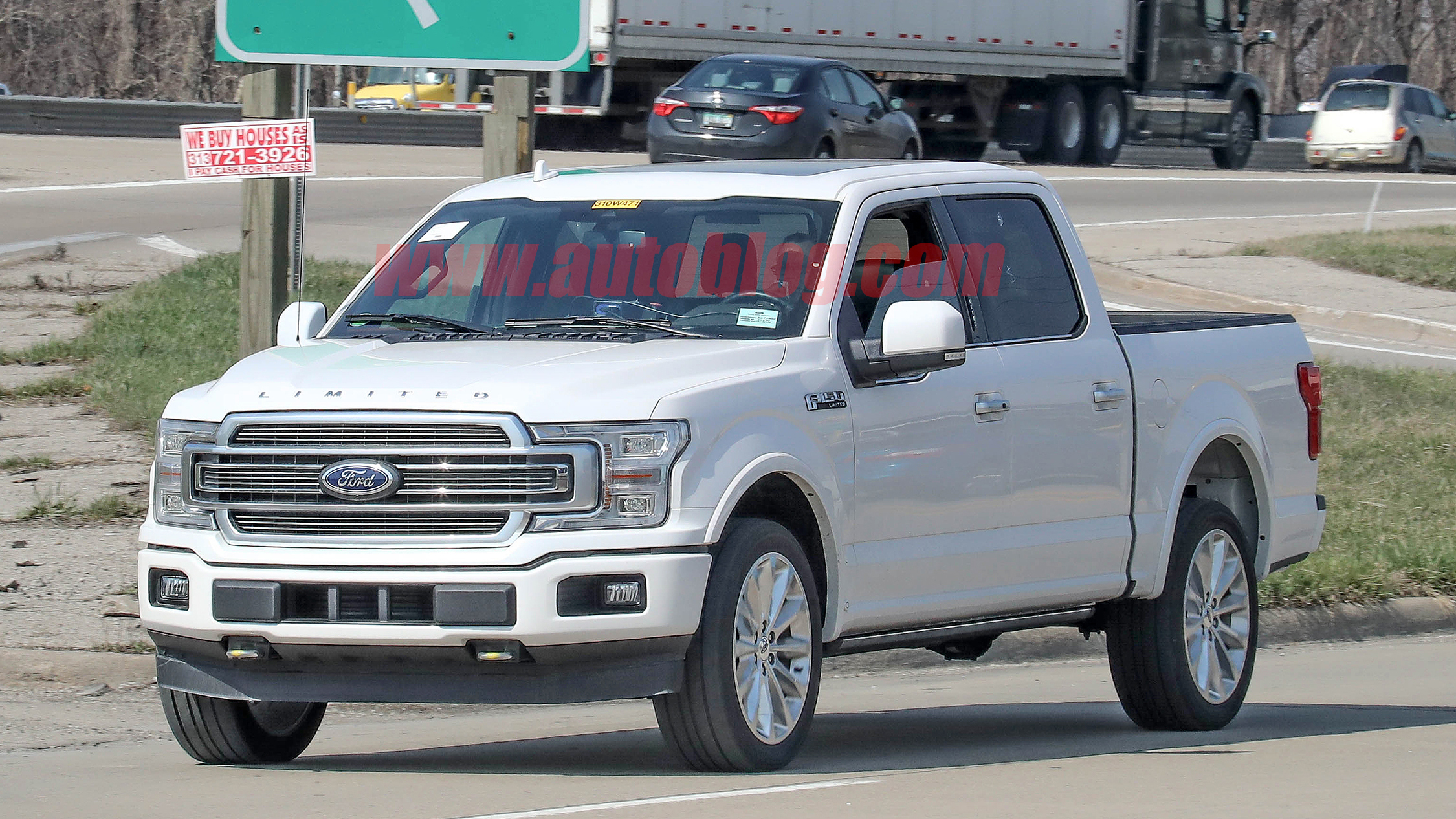 2019 Ford F-150 Limited Photo Gallery - Autoblog