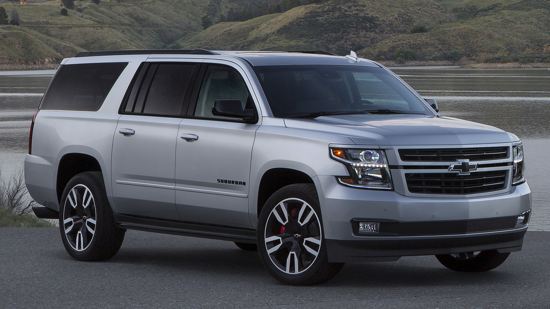 2019 Chevy Suburban RST Performance Package revealed ...