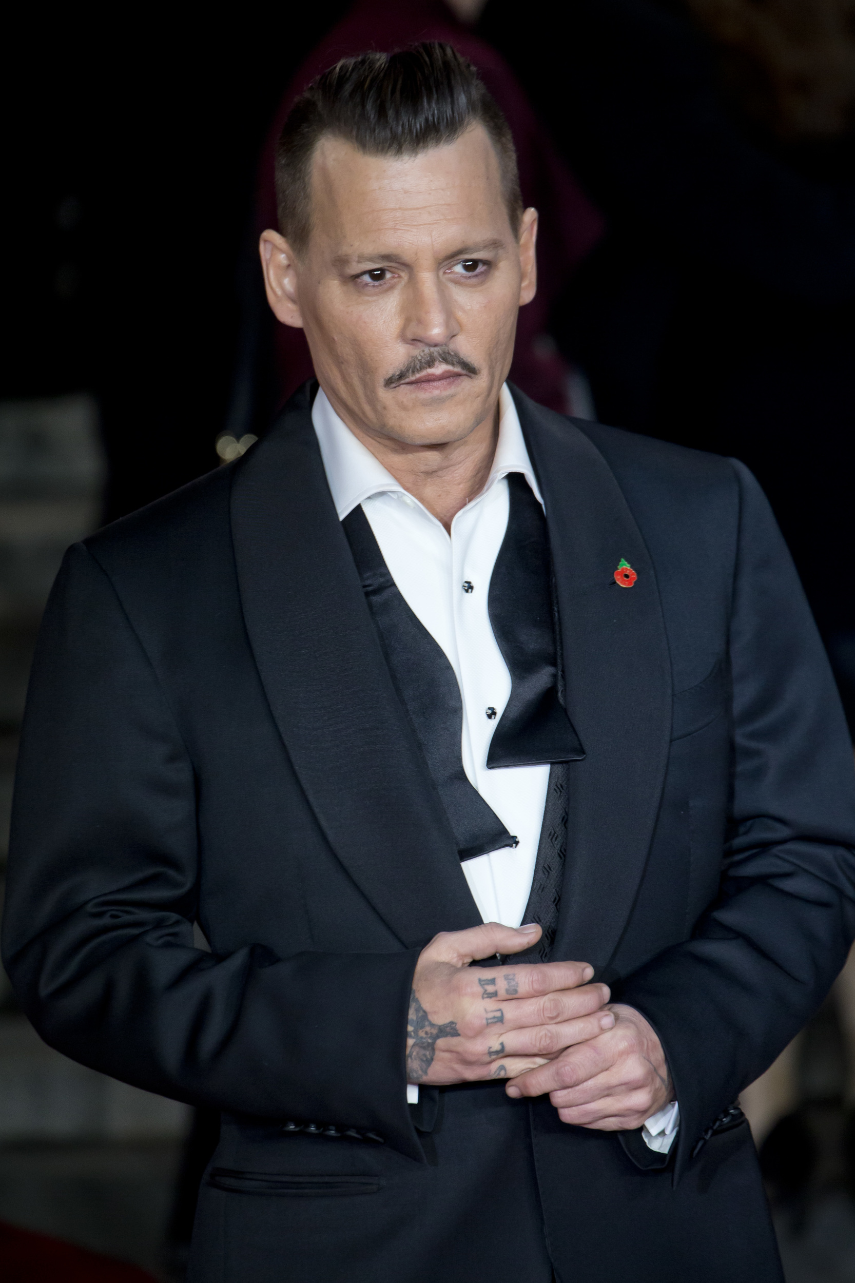 6a9bf806a Johnny Depp is the face of new Dior fragrance Sauvage - AOL ...
