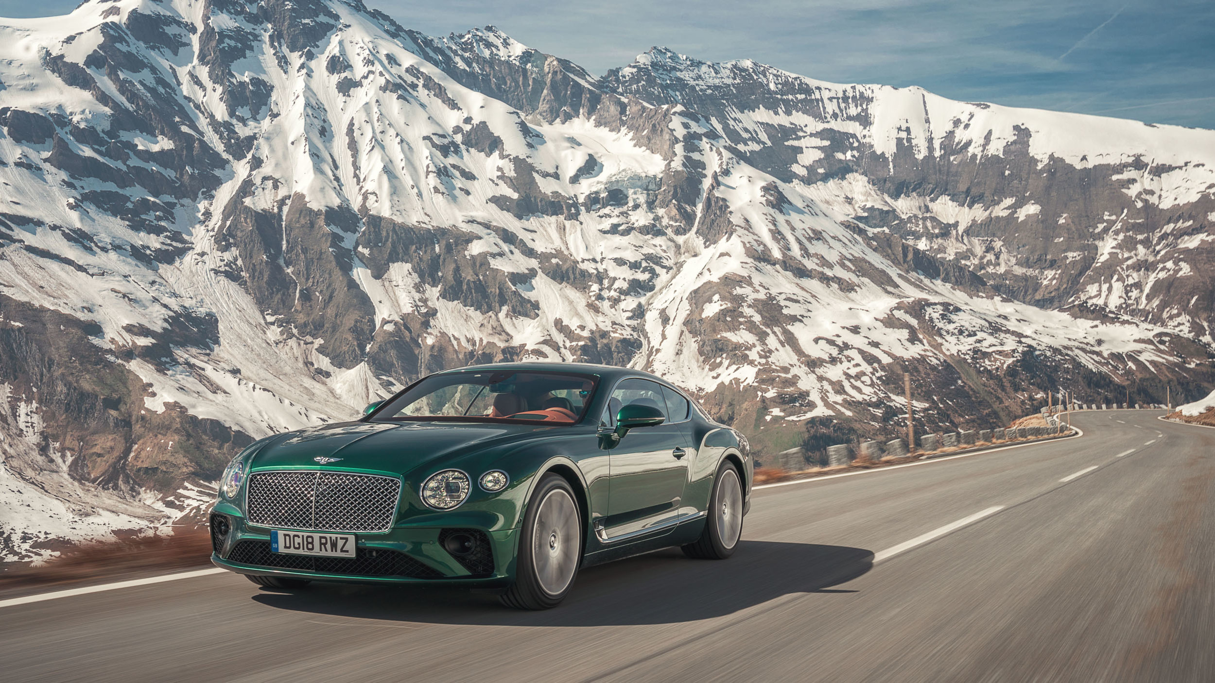 2019 Bentley Continental Gt Road Test Review Autoblog