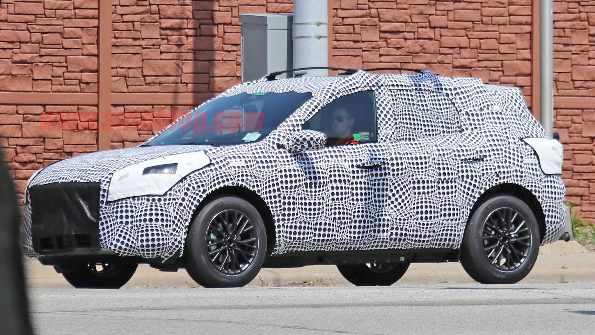 2020 Ford Escape Phev Spied Shows Charging Cover Autoblog