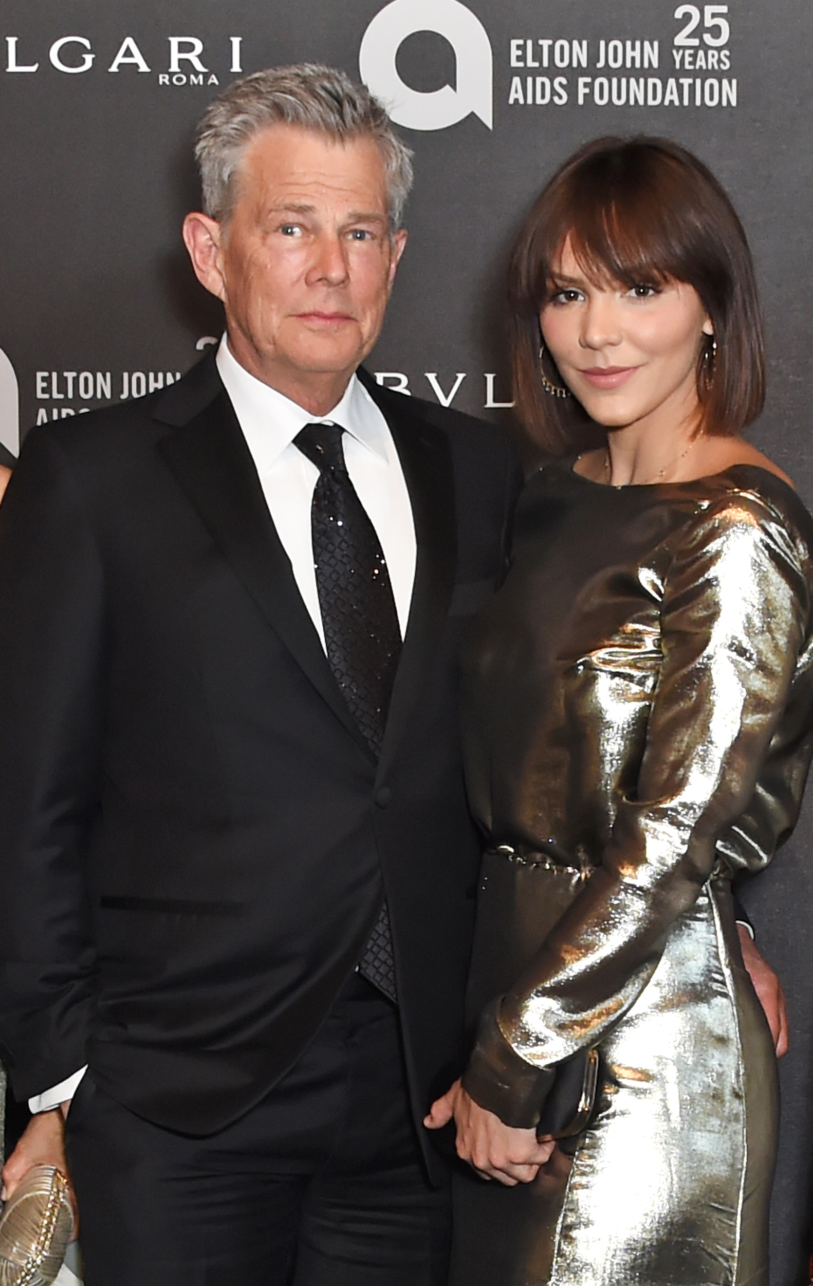 Katharine Mcphee And David Foster Sent A Clear Message To Critics Of Their 34 Year Age Difference Bestindinews Com