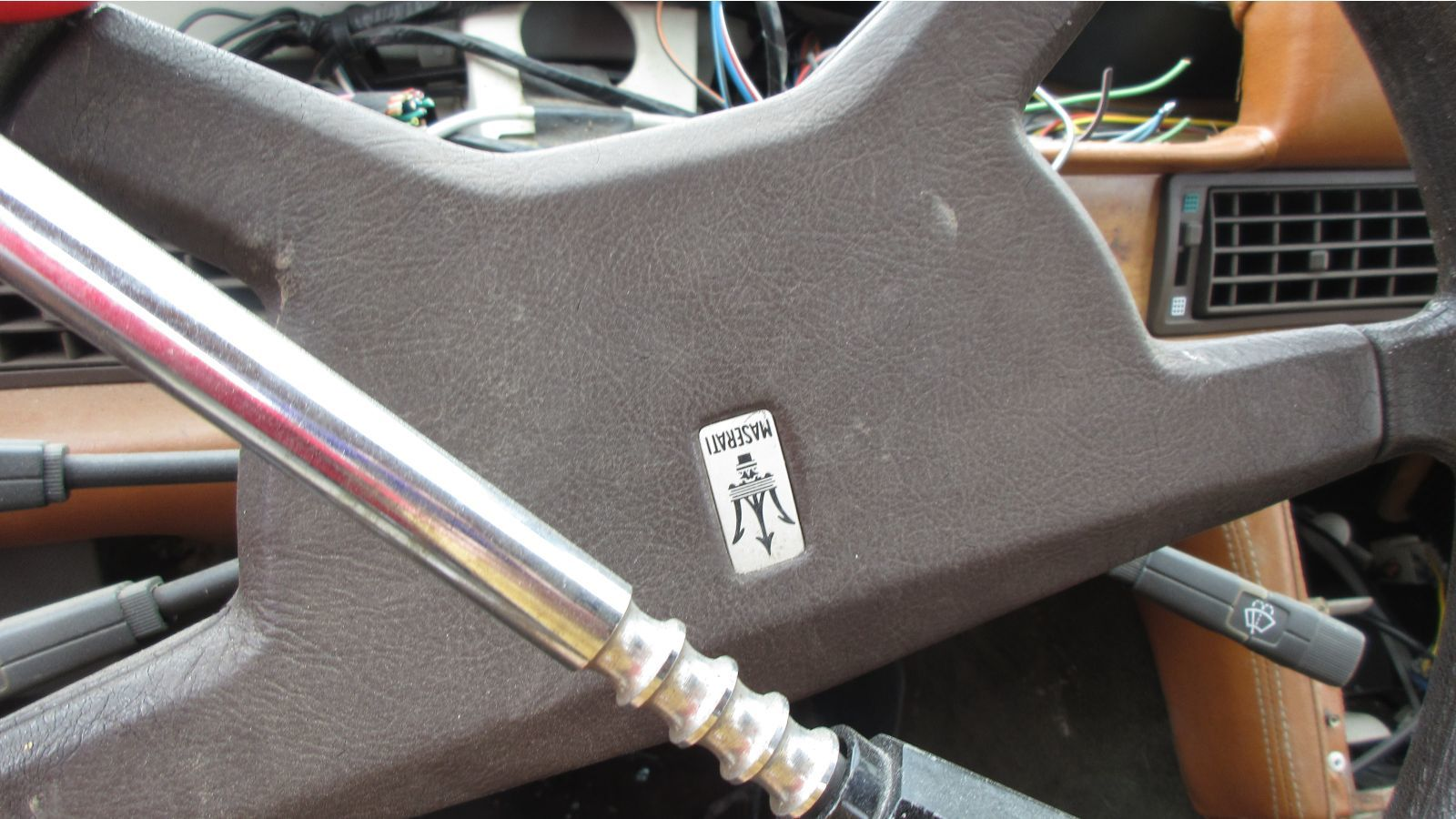 Junked 1984 Maserati Biturbo Photo Gallery Autoblog Wiring Diagram