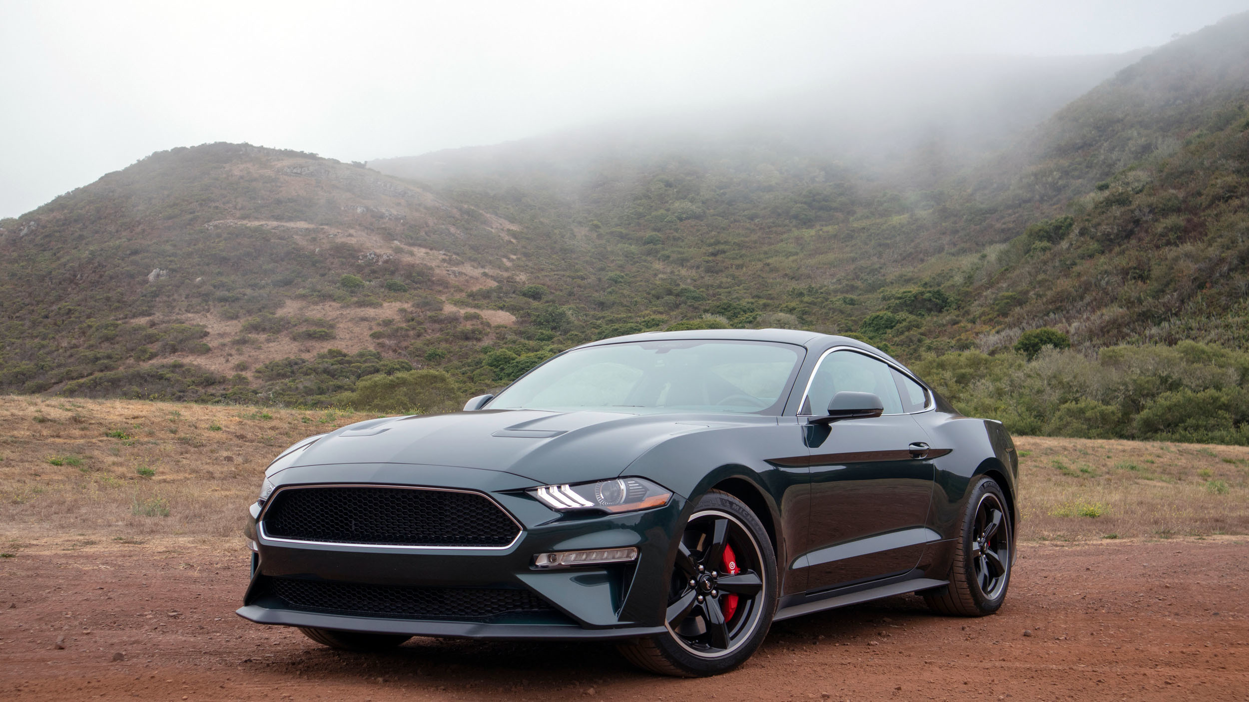 2019 ford mustang bullitt road test review specs and impressions