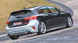 our first look at the 2020 ford focus st we won 39 t get autoblog. Black Bedroom Furniture Sets. Home Design Ideas