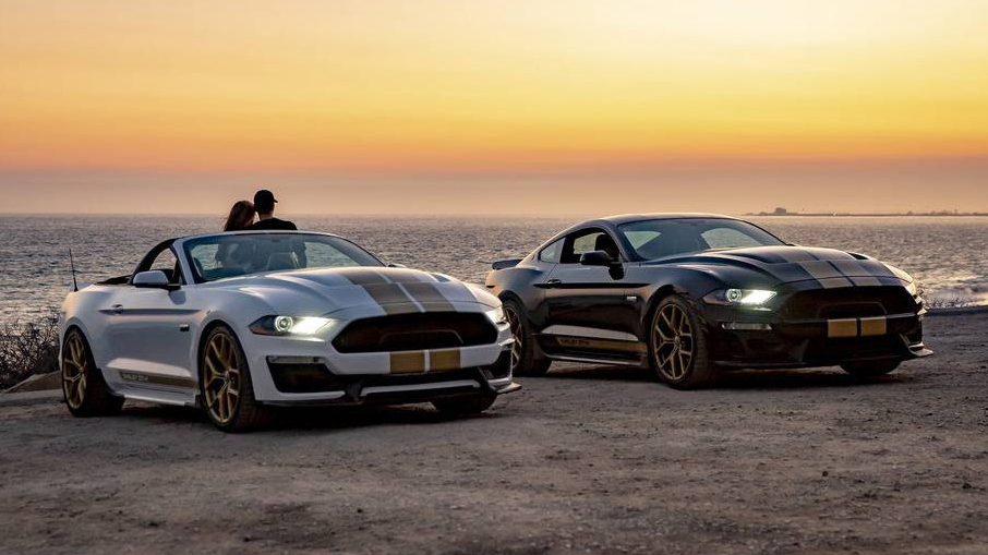 2019 shelby gt ford mustang revealed with 480 horsepower