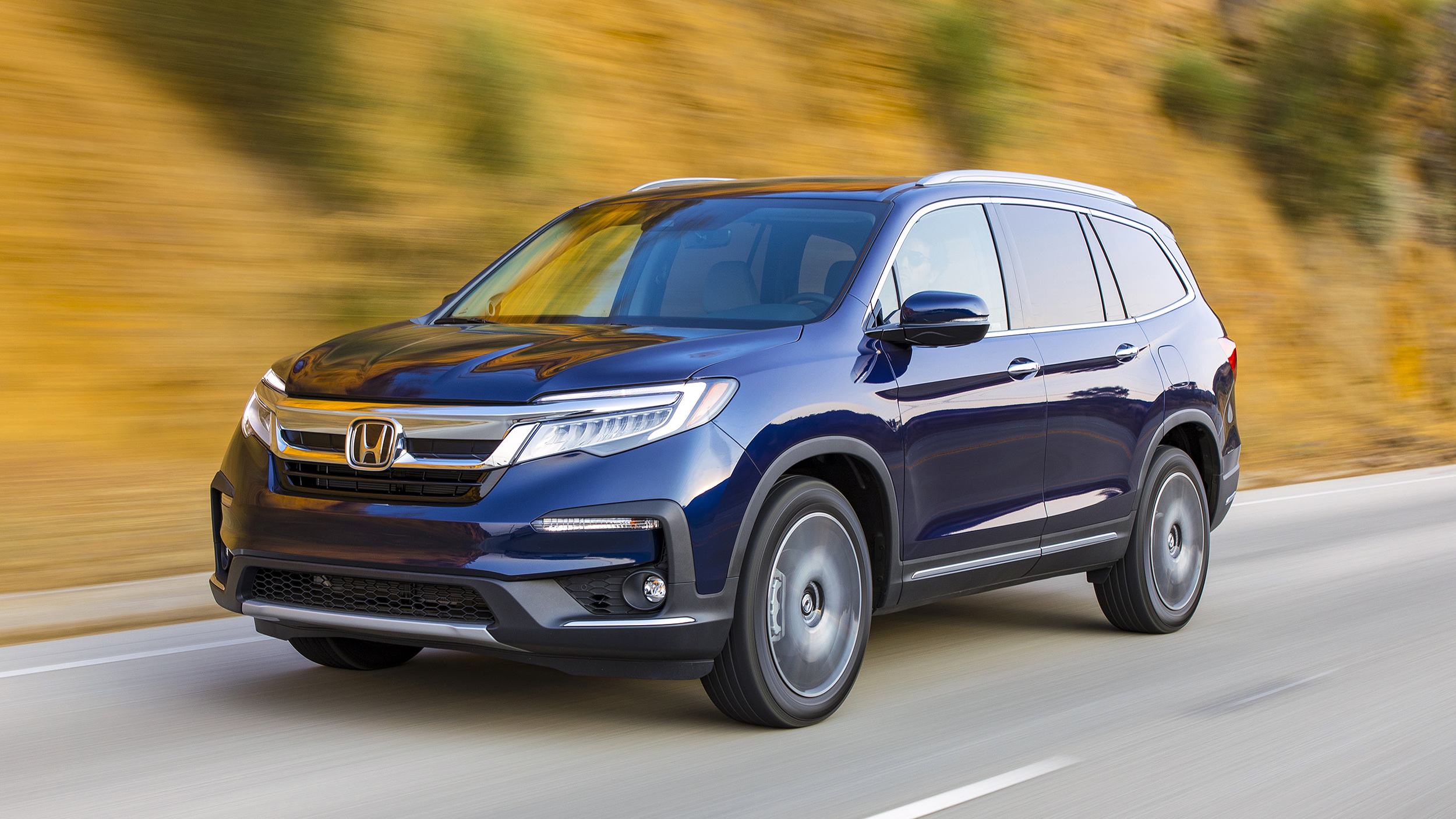 2018 Honda Pilot: Changes, Specs, Price >> 2019 Honda Pilot Crossover Suv Road Test Review And Impressions