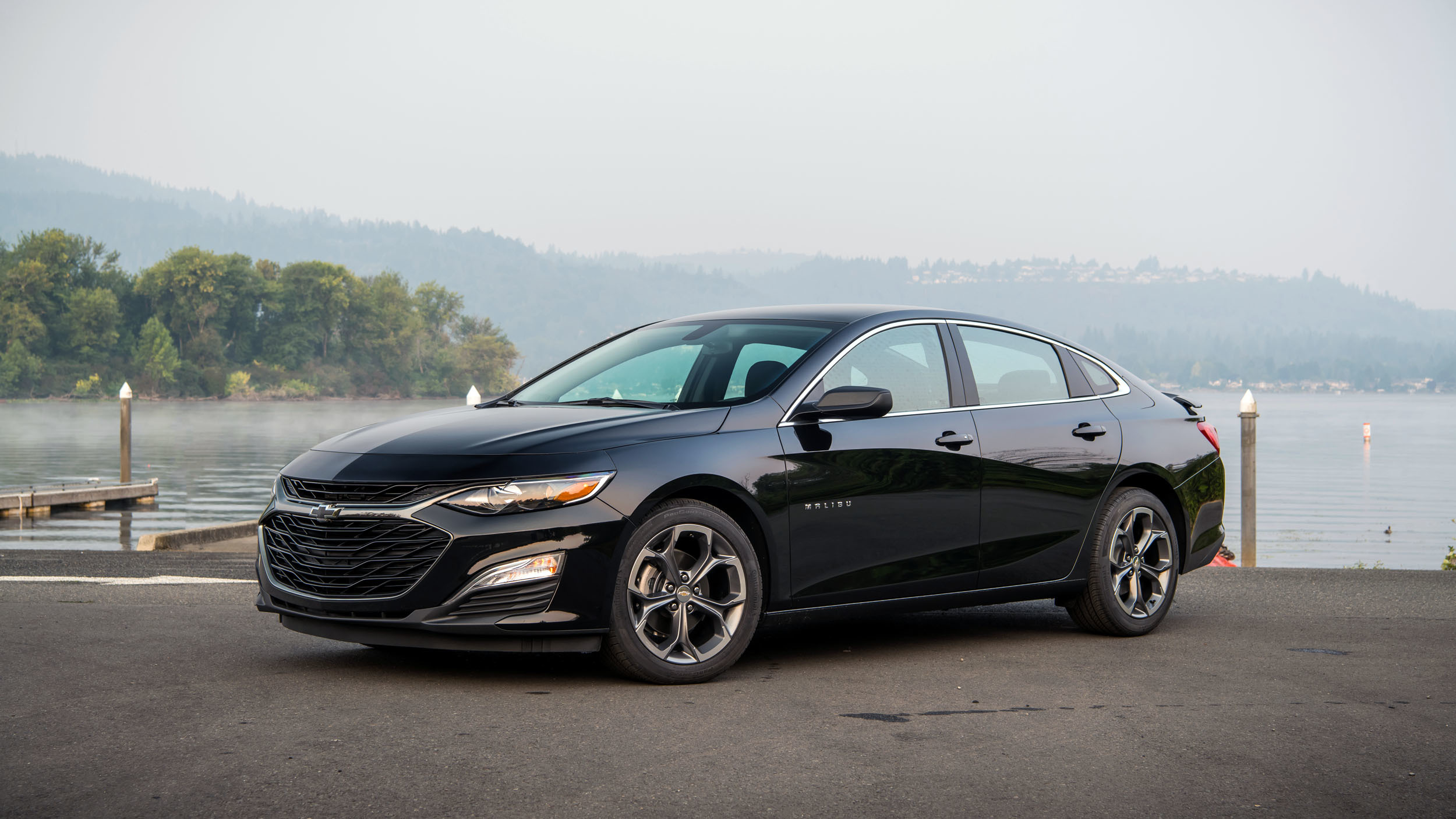2019 Chevrolet Malibu RS road test review | Autoblog