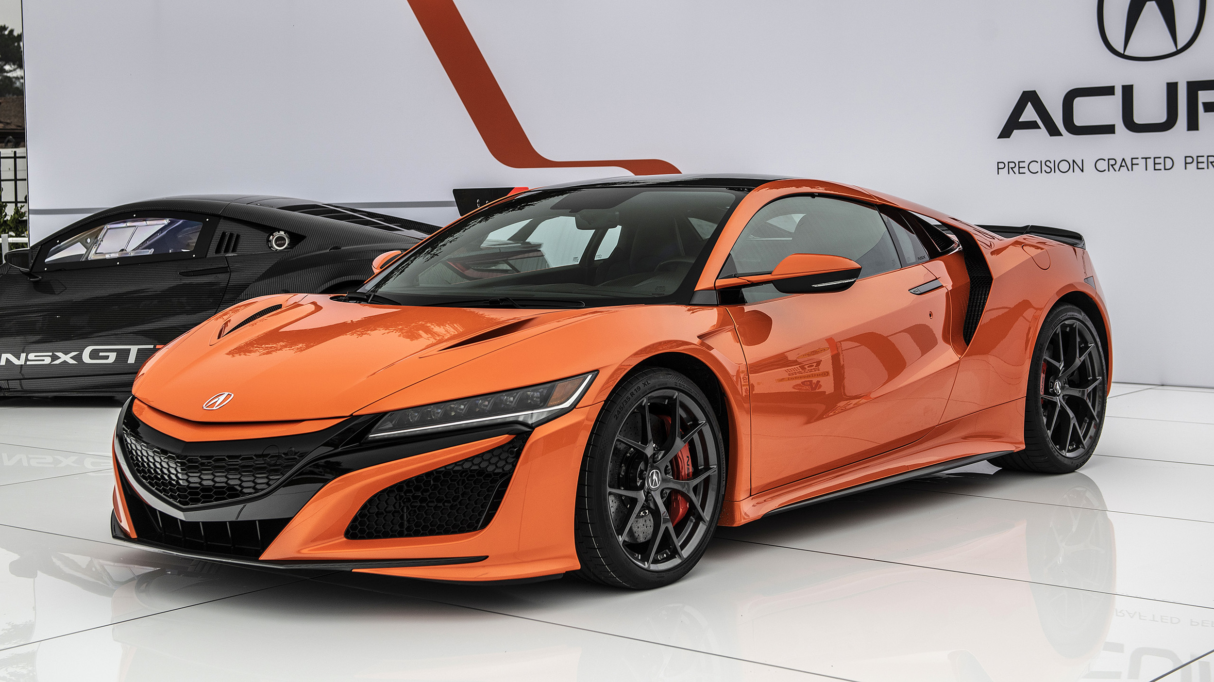 Refreshed 2019 Acura NSX revealed in California | Autoblog