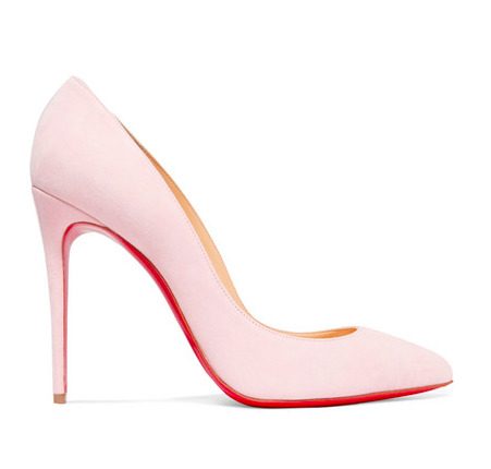 eec86e8b4245 CHRISTIAN LOUBOUTIN Pigalle Follies 100 suede pumps