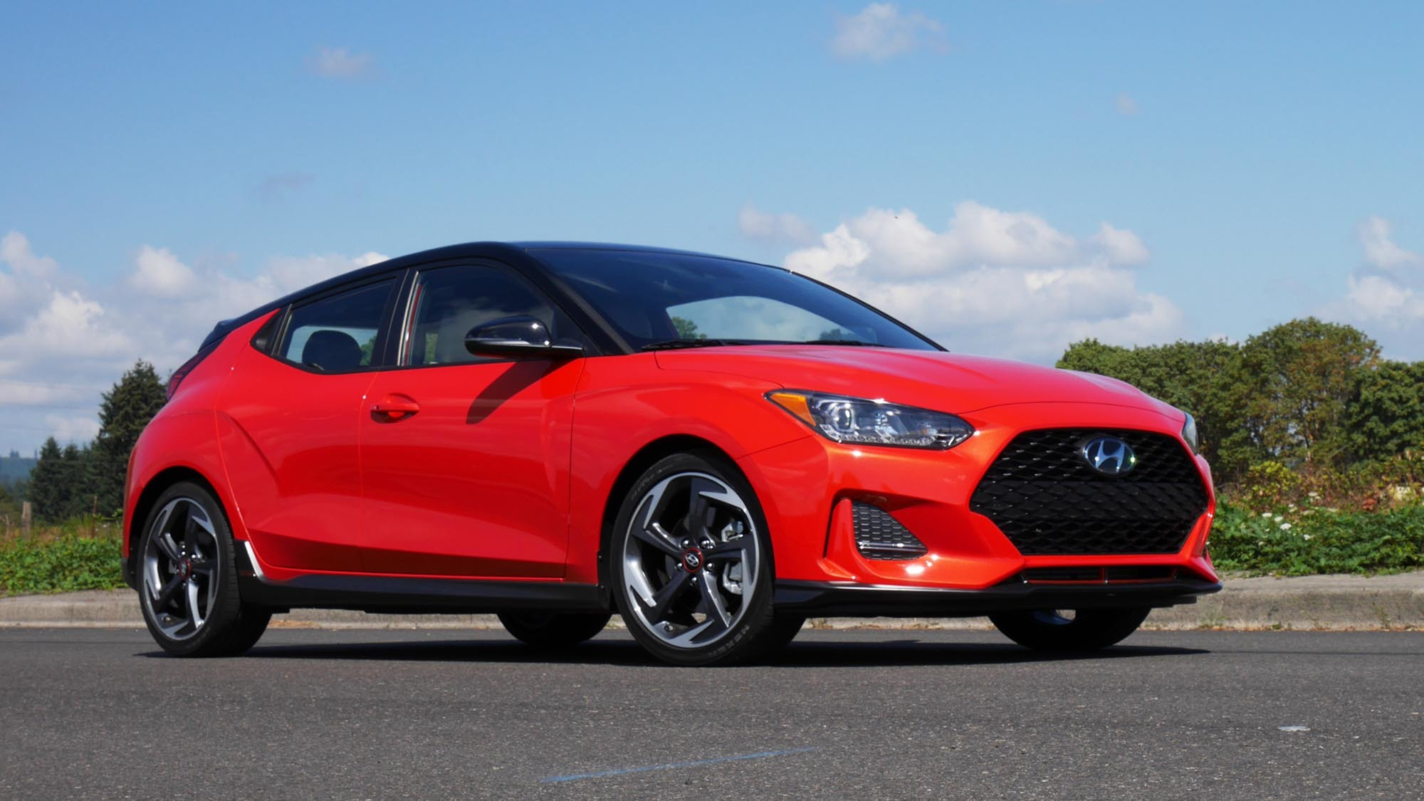 2020 Hyundai Veloster Turbo Ultimate Loses Manual R Spec