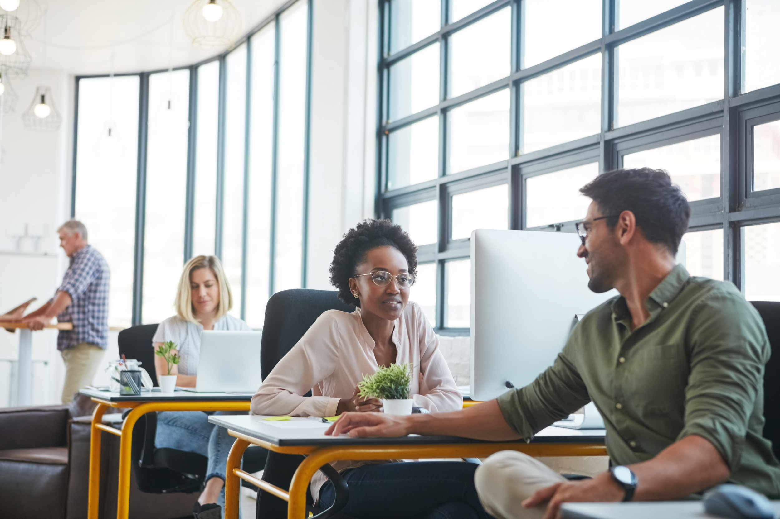Want to Get Ahead in the Workplace? This Person is Critical