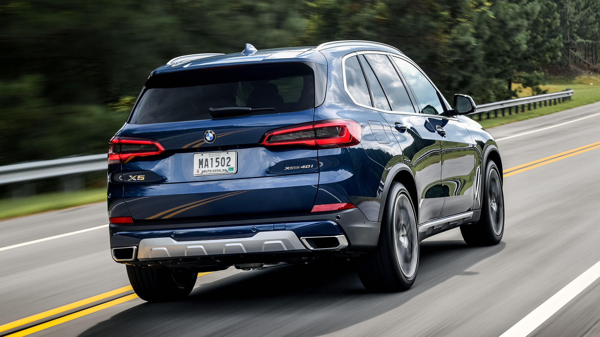 2019 BMW X5 xDrive40i quick spin review and rating | Autoblog