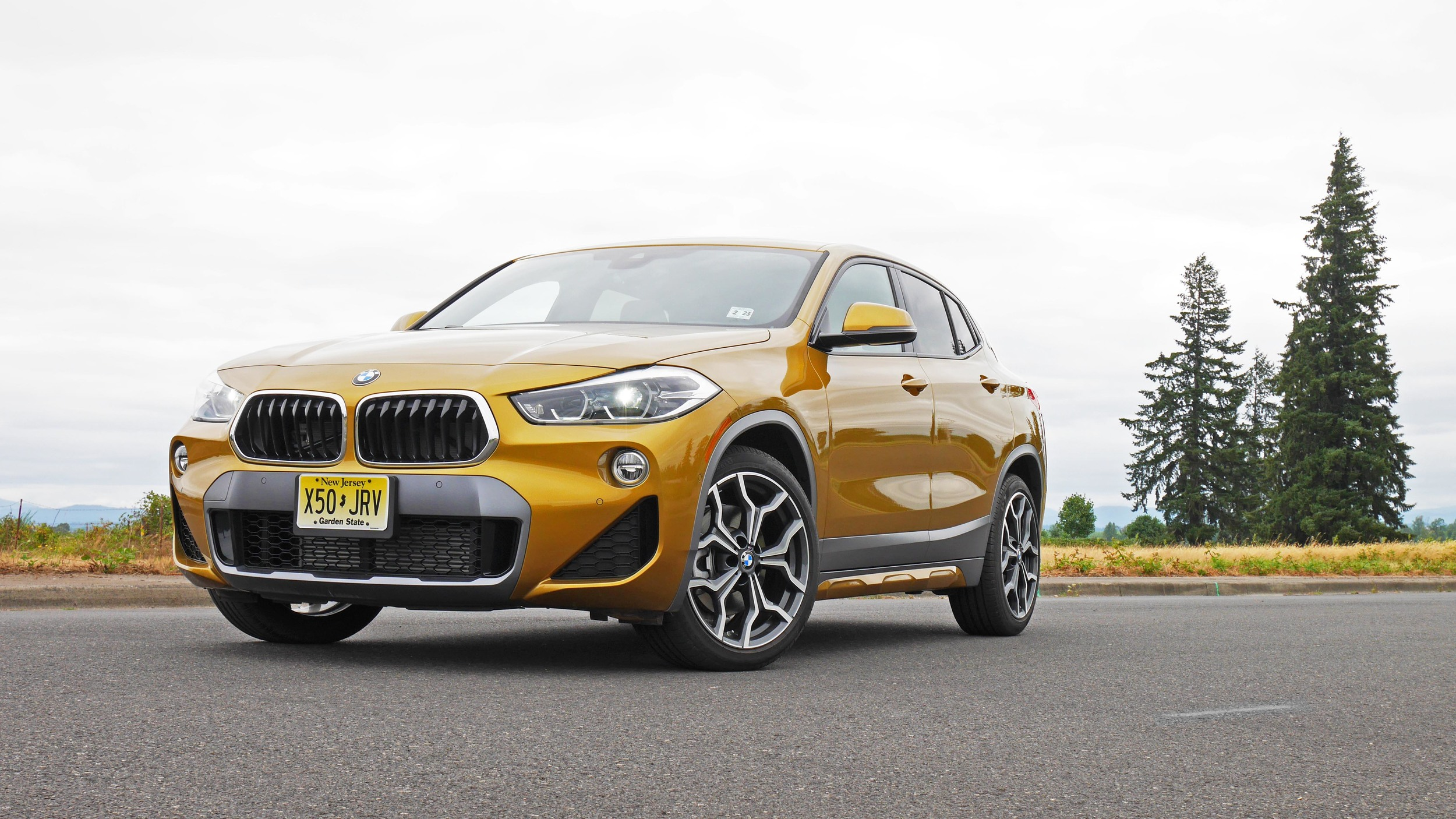 2020 Bmw X2 Review Price Specs Features And Photos Autoblog