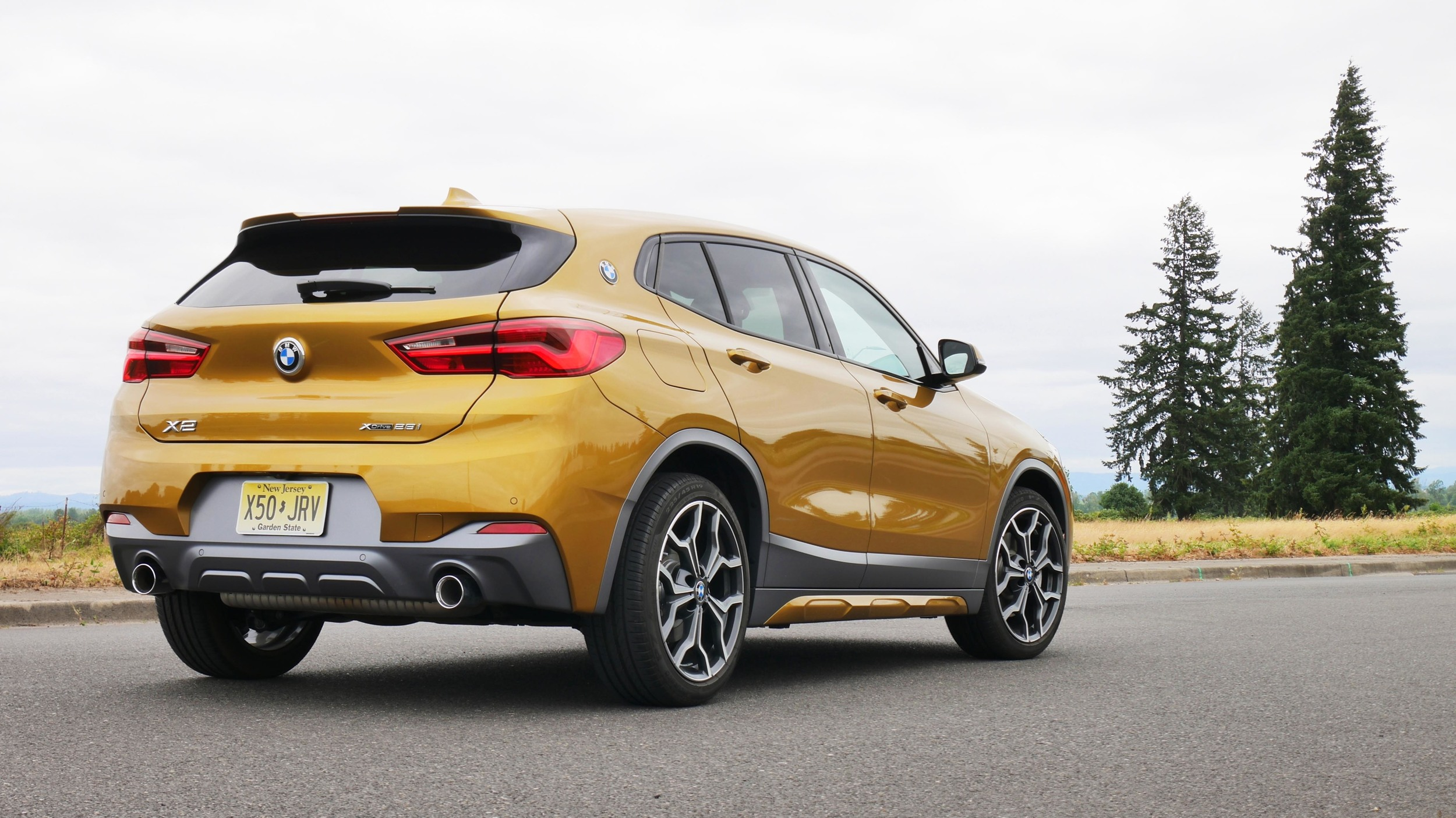 2018 BMW X2 XDrive28i Review And Rating