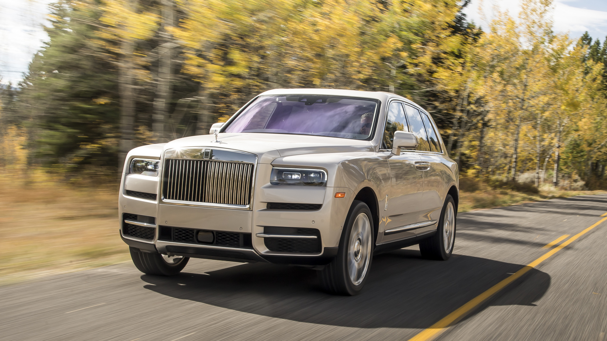 2019 Rolls Royce Cullinan: Design, Powertrain, Release >> 2019 Rolls Royce Cullinan On And Offroad Review Autoblog