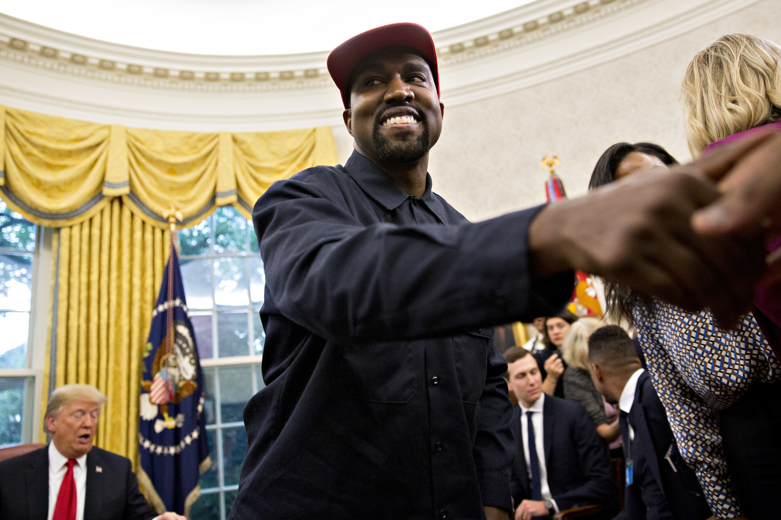 Kanye West donates $150,000 to GoFundMe for Jemel Roberson, who was fatally shot by police