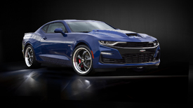 Sve Unveils 1000 Hp 2019 Yenko Sc Camaro With Fresh Face Autoblog