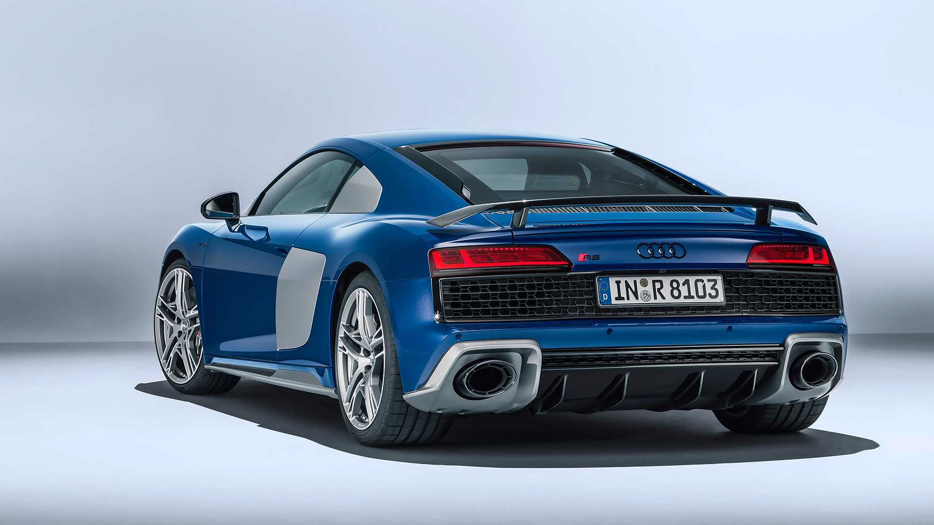 2020 Audi R8 And R8 Spyder Photo Gallery Autoblog