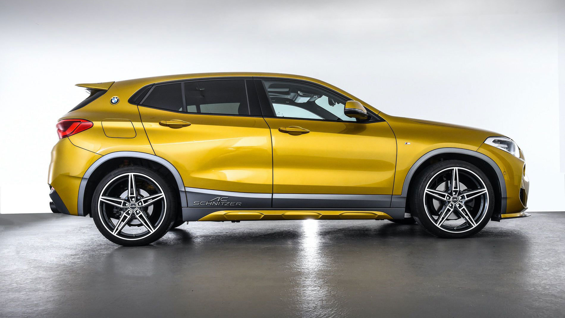Certified Pre Owned BMW >> BMW X2 is tuned by AC Schnitzer   Autoblog