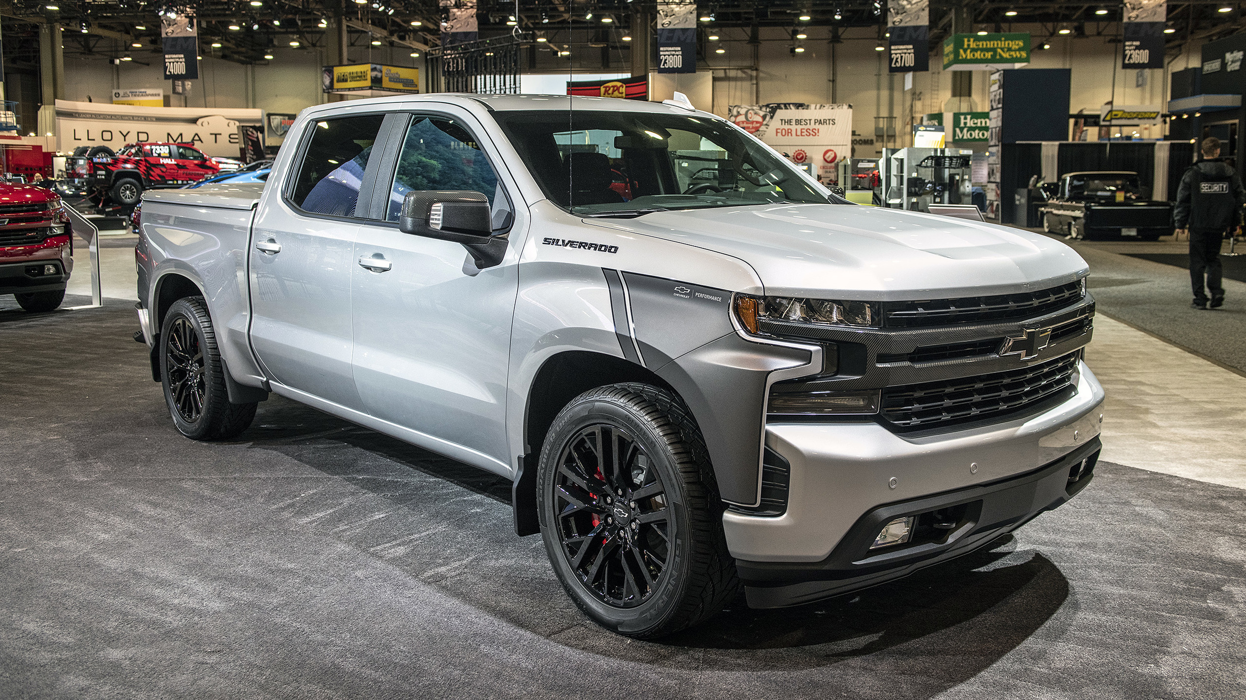 Chevrolet releases four new concept Silverado trucks ...