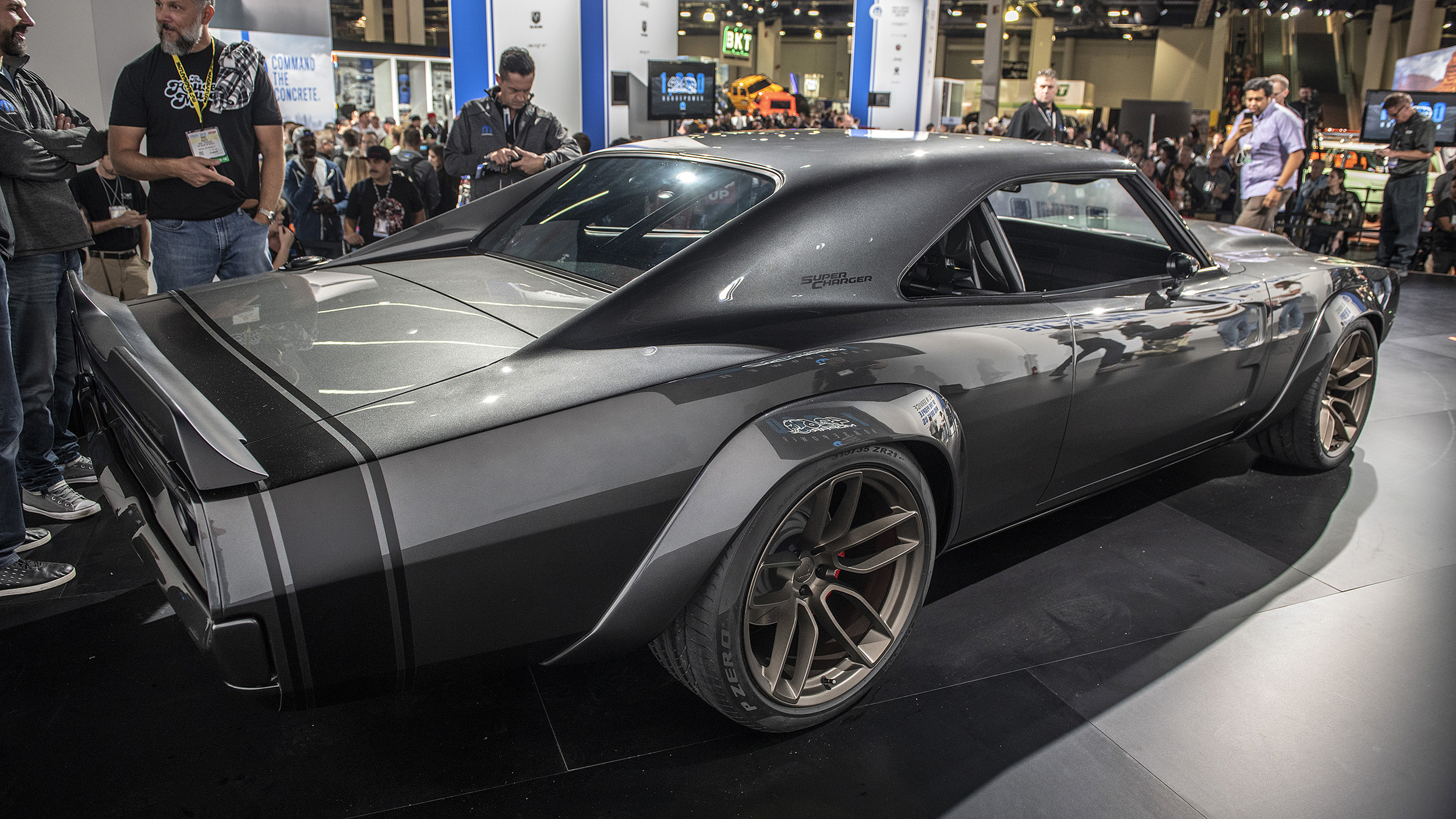 Fast And Furious 8 Cars List >> 1968 Dodge Super Charger has the 1,000-hp Hellephant engine   Autoblog