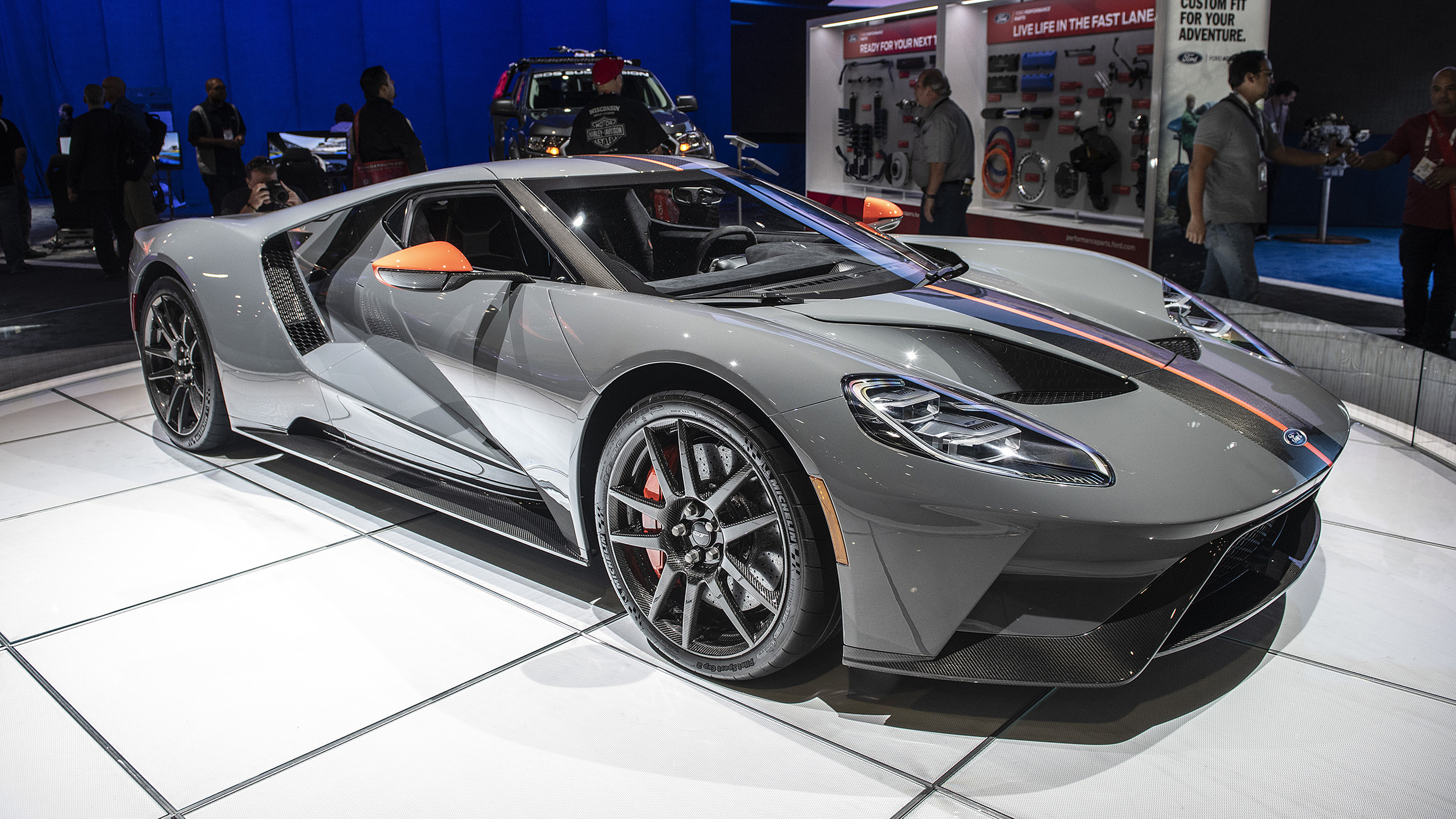 2019 ford gt carbon series sema 2018 photo gallery autoblog