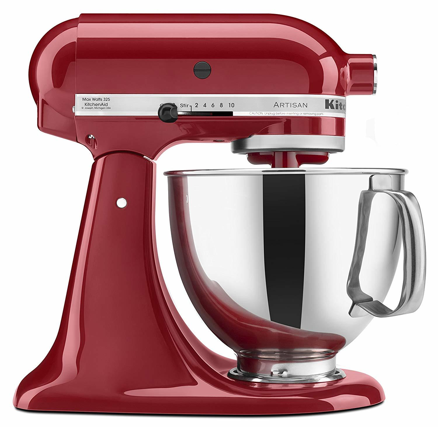 Amazing Where To Save 100 On A Kitchenaid Stand Mixer Aol Lifestyle Home Interior And Landscaping Analalmasignezvosmurscom
