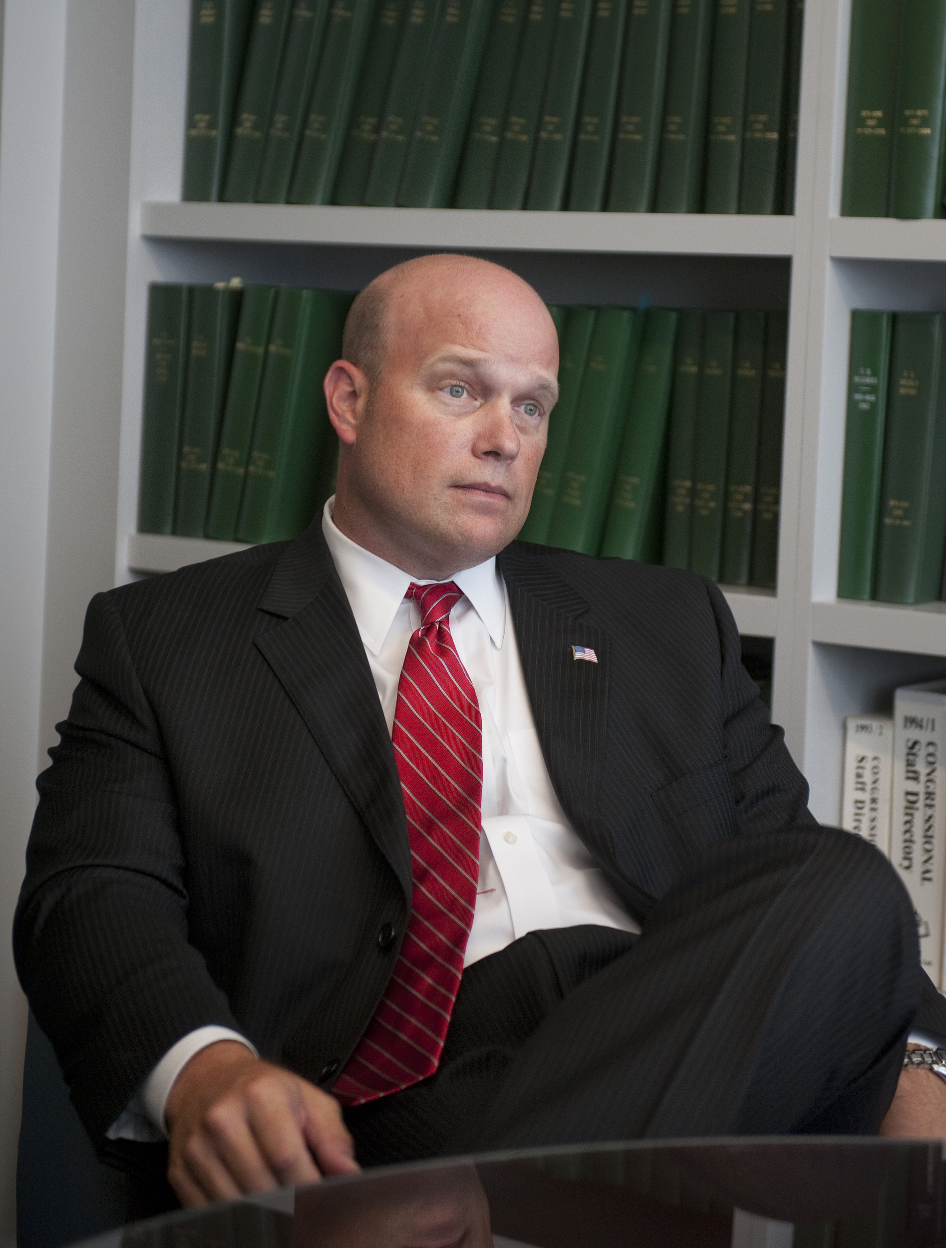 Trump attacked over acting Attorney General Matt Whitaker — by Republicans
