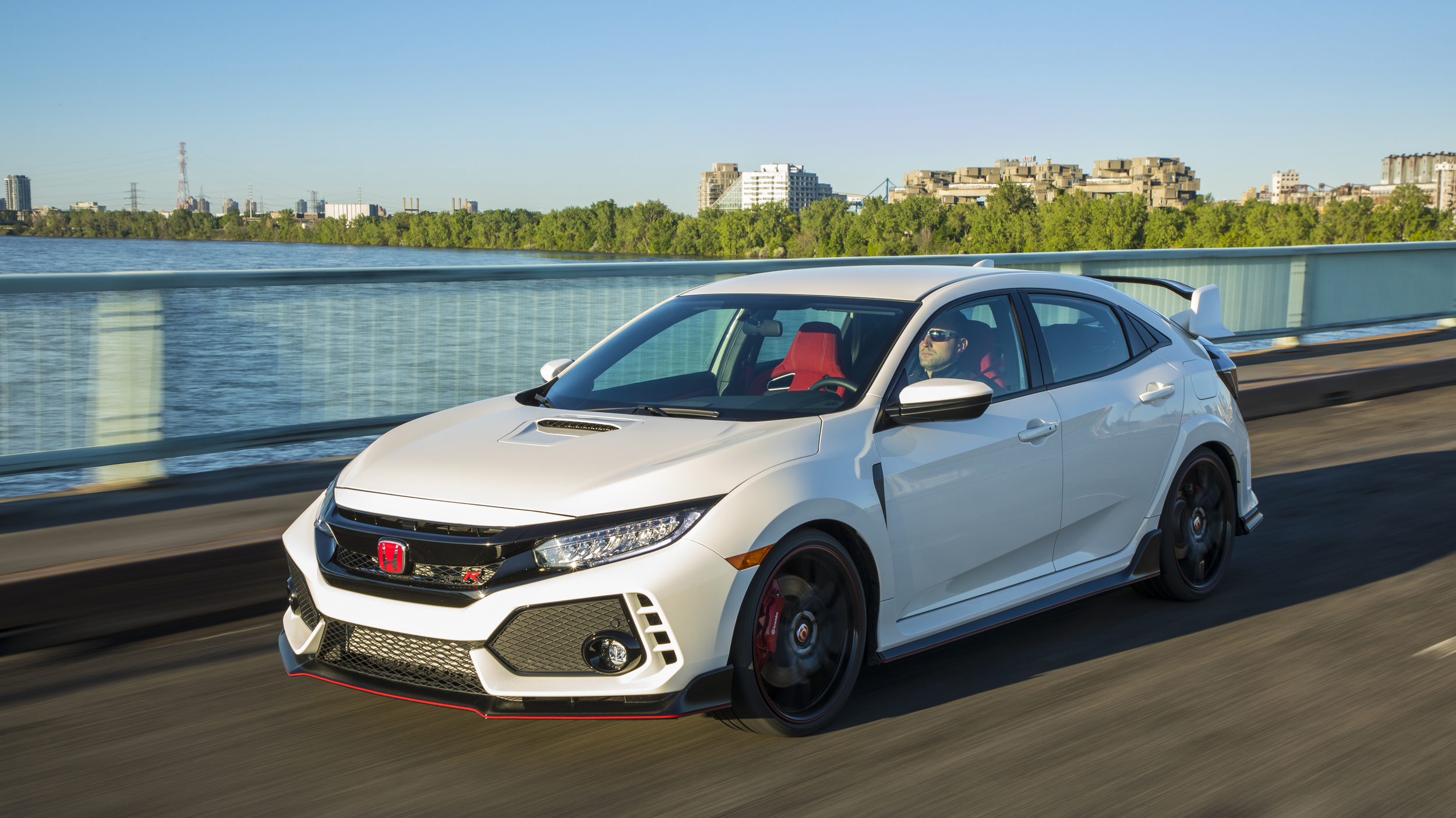 2019 honda civic type r quick spin review and rating