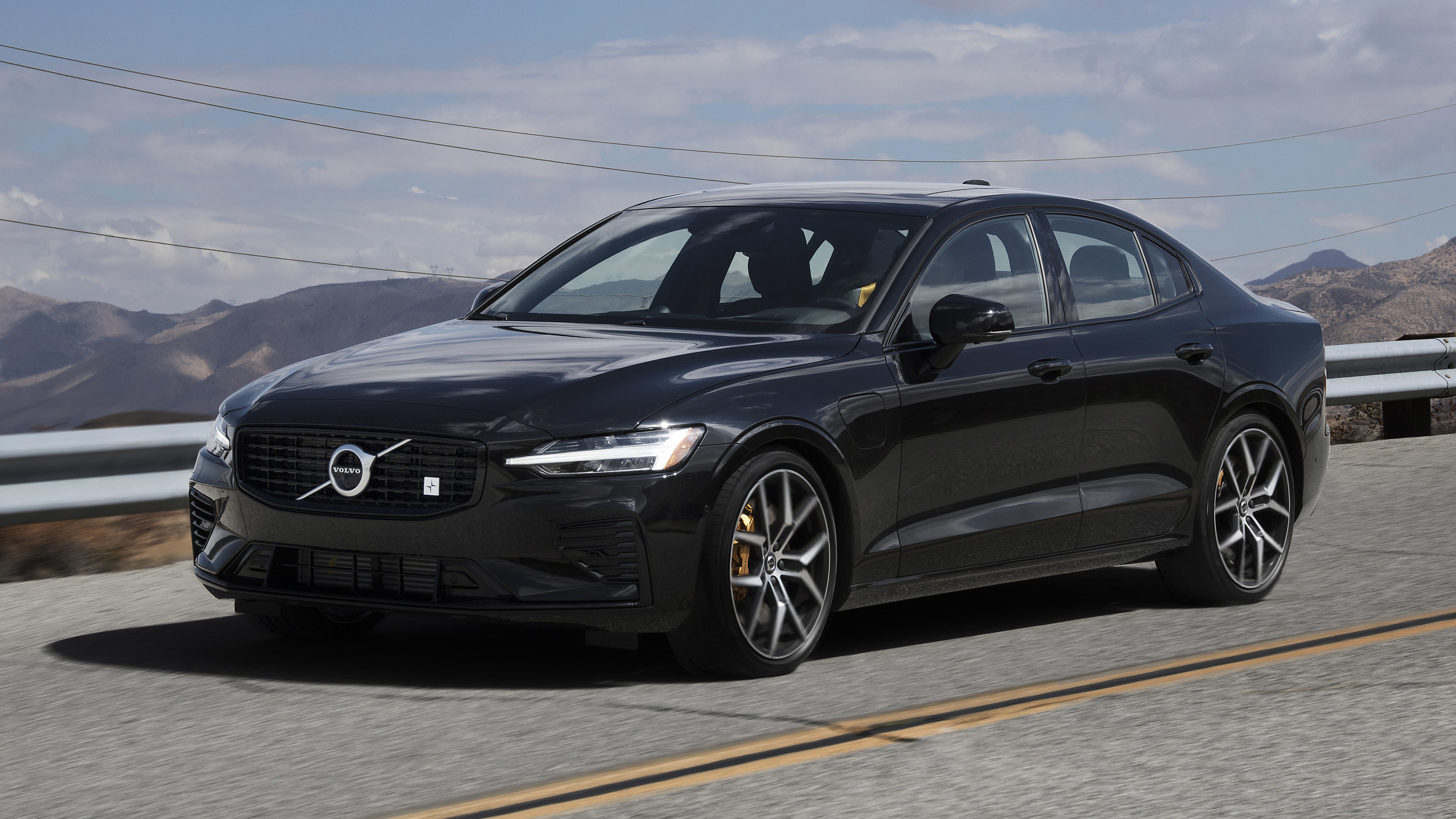 2019 Volvo S60 Polestar Engineered first drive review | Autoblog