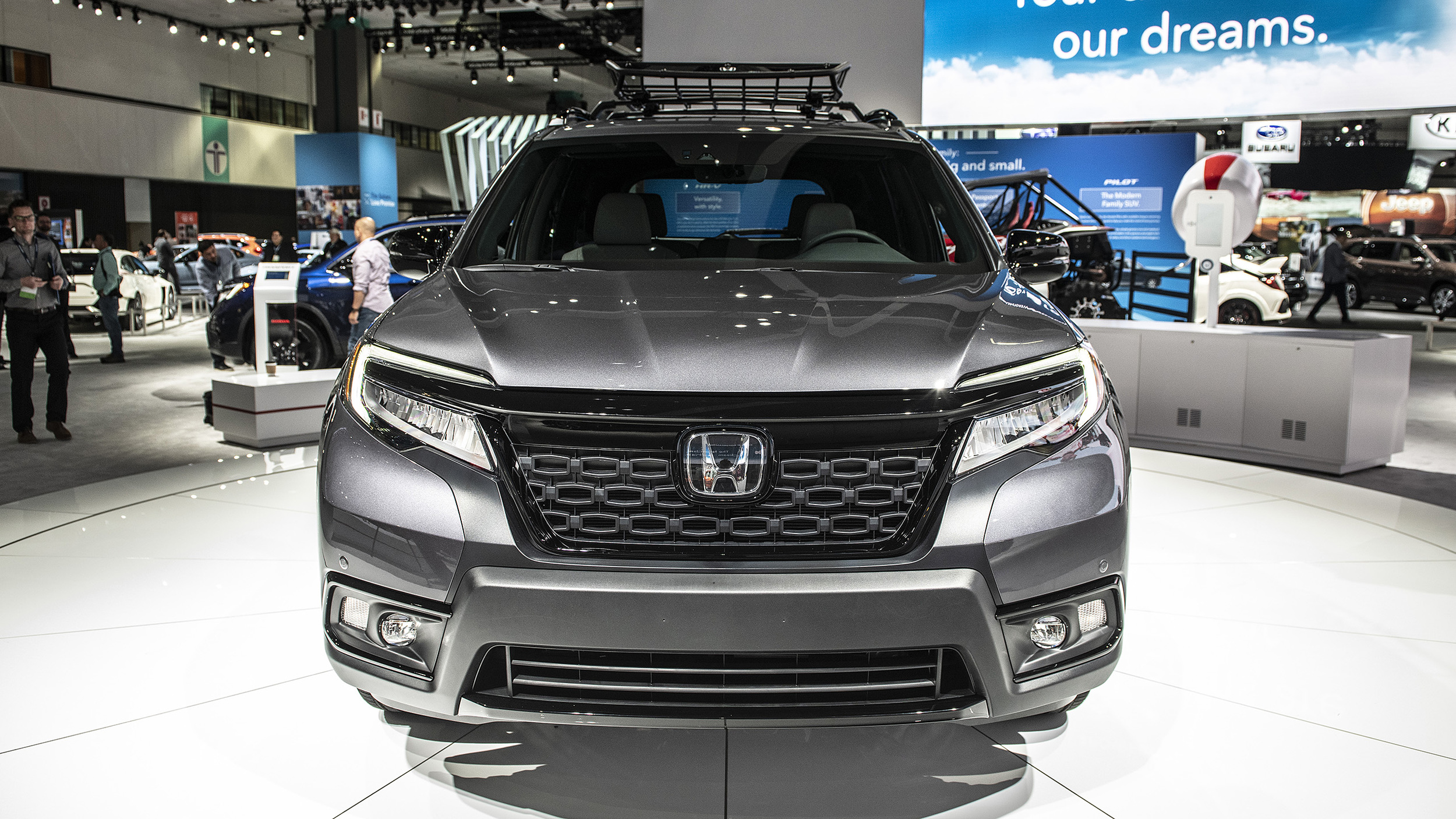 Certified Auto Sales >> 2019 Honda Passport starts rolling off the assembly line ...