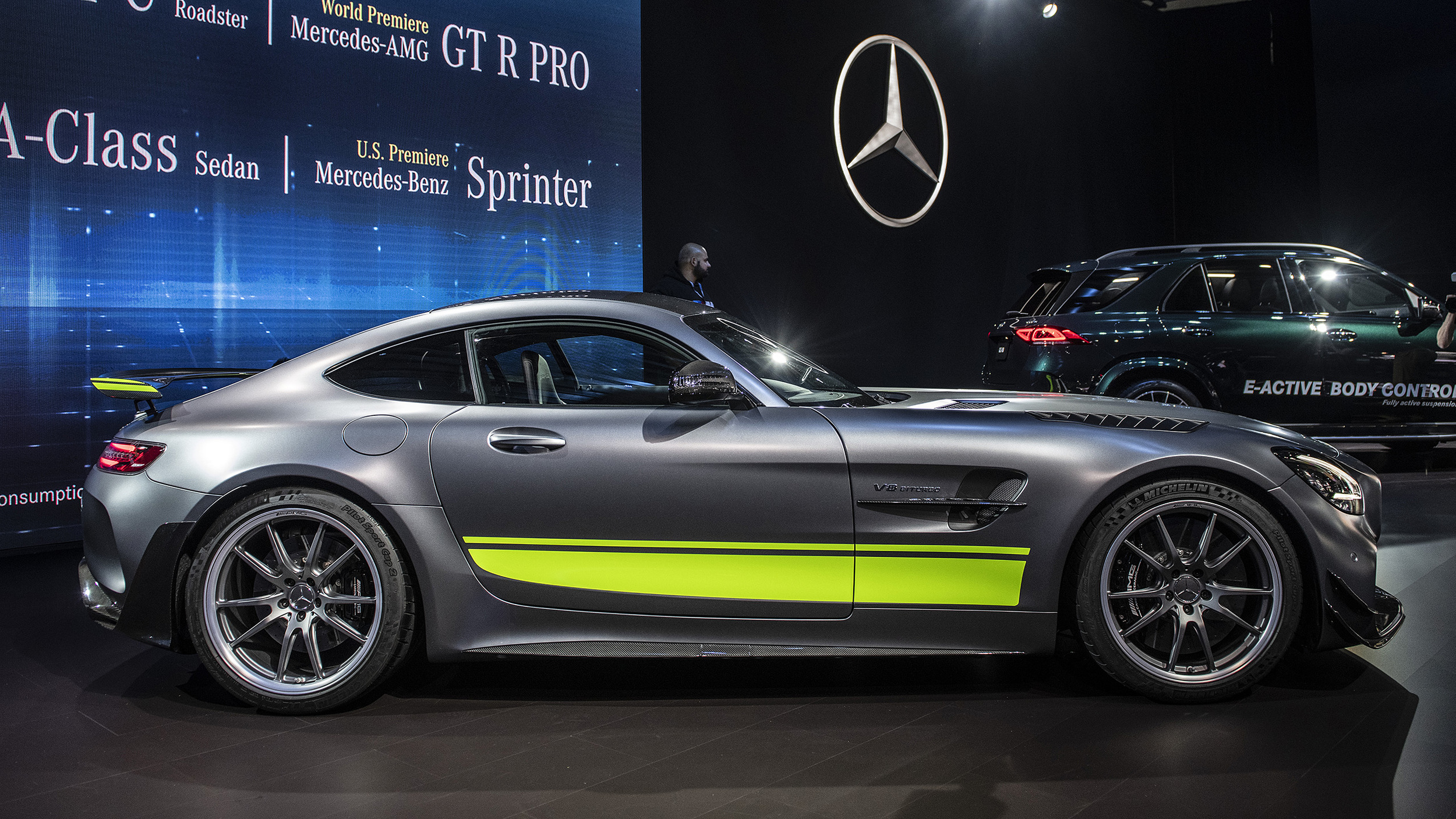 Mercedes Pre Owned >> Mercedes-AMG GT R Pro debuts in L.A. | Autoblog