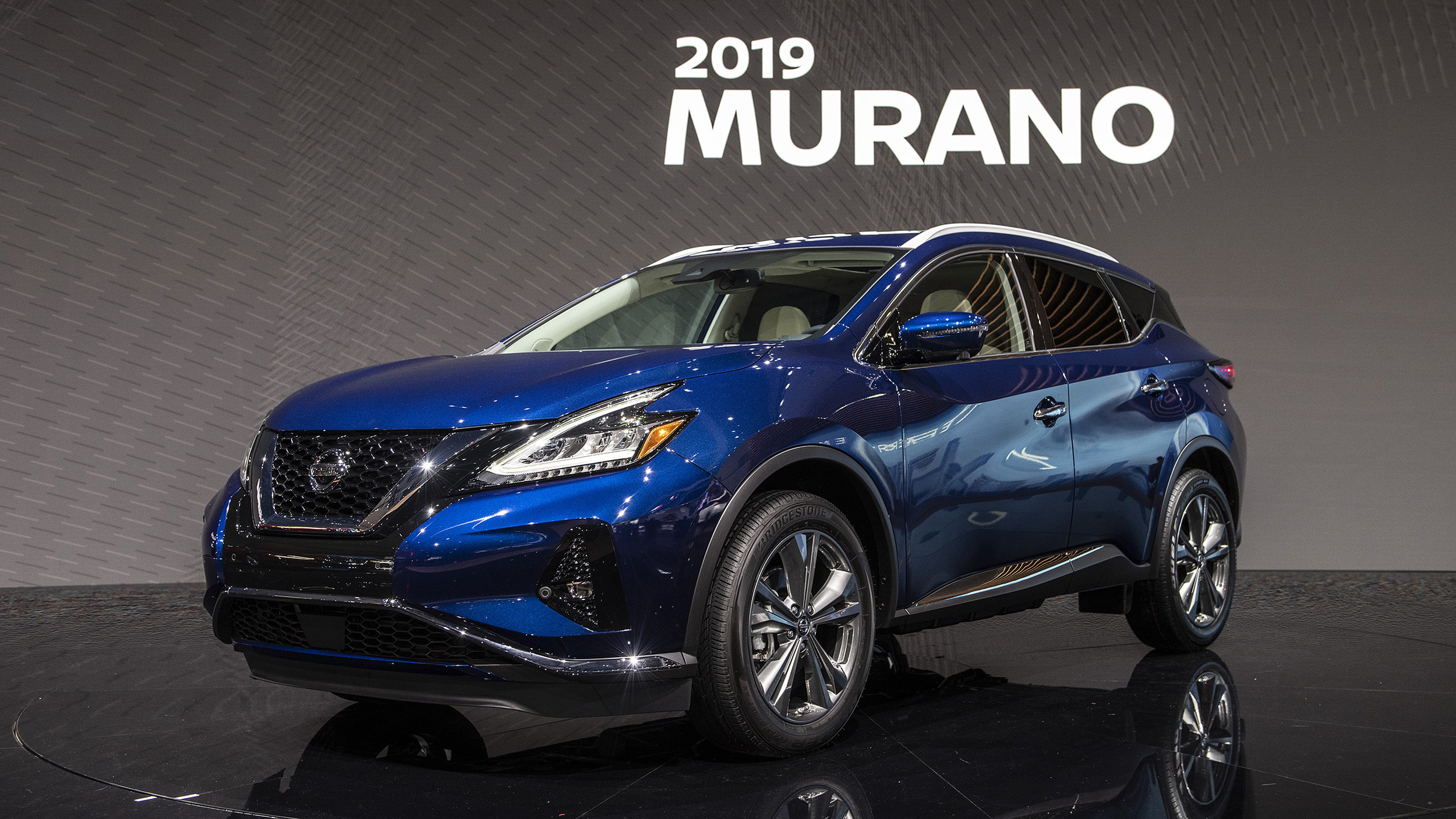 2019 Nissan Murano gets new grille, safety tech | Autoblog