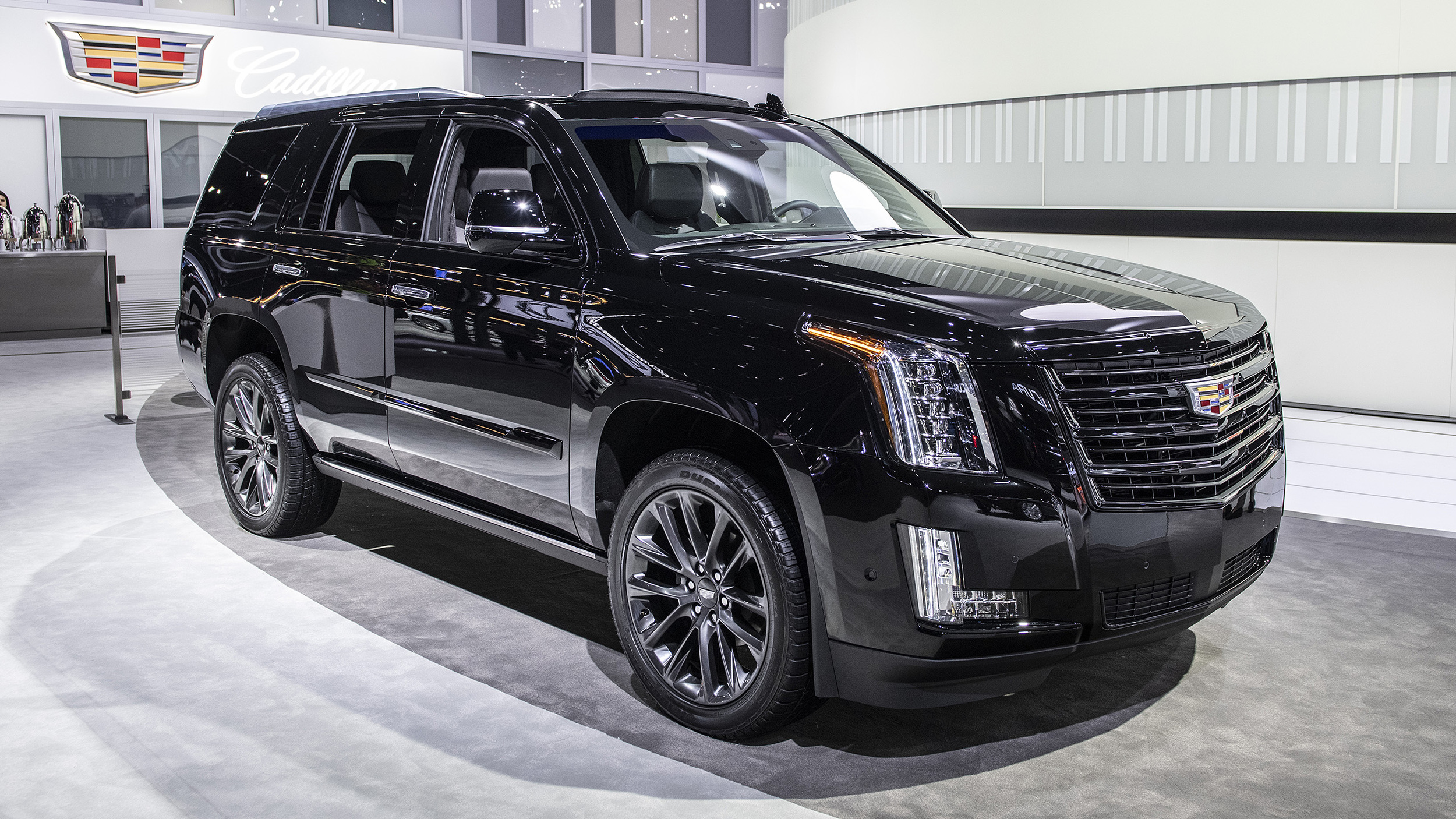 2019 Cadillac Escalade Sport Edition Unveiled In L A