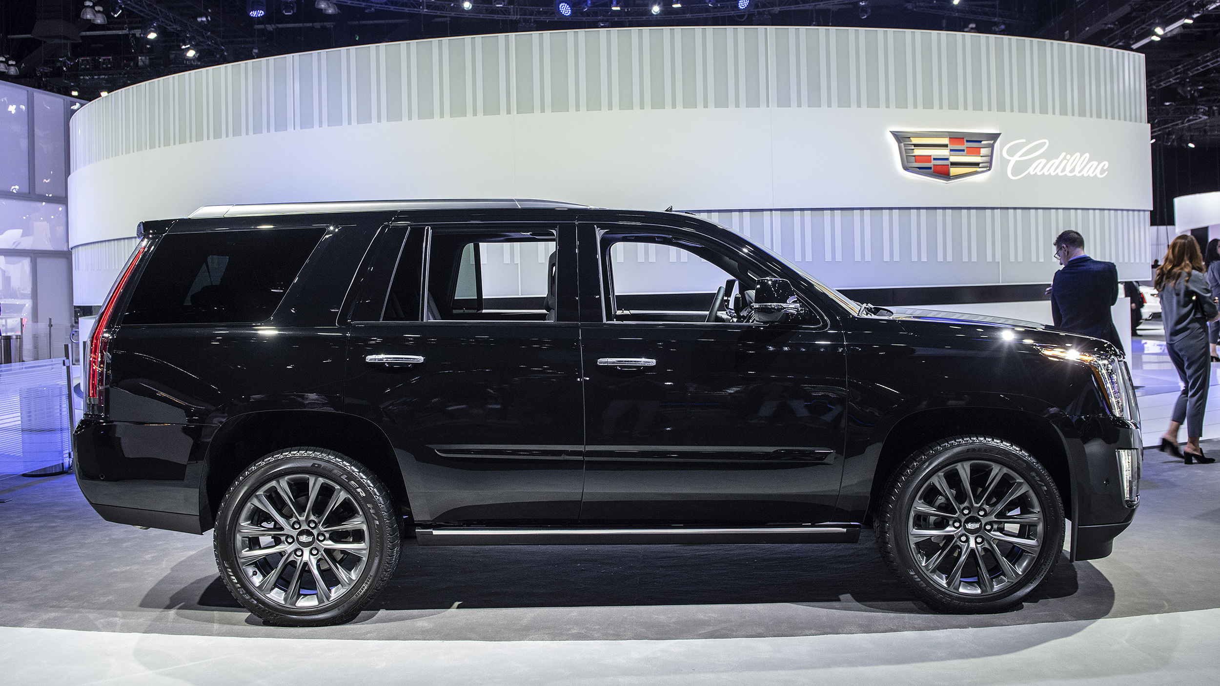 2019 Cadillac Escalade Sport Edition Unveiled In L.A