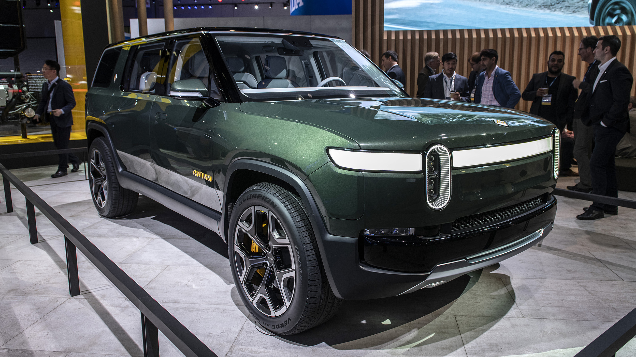 Rivian CEO R.J. Scaringe interviewed by 'The Drive' | Autoblog