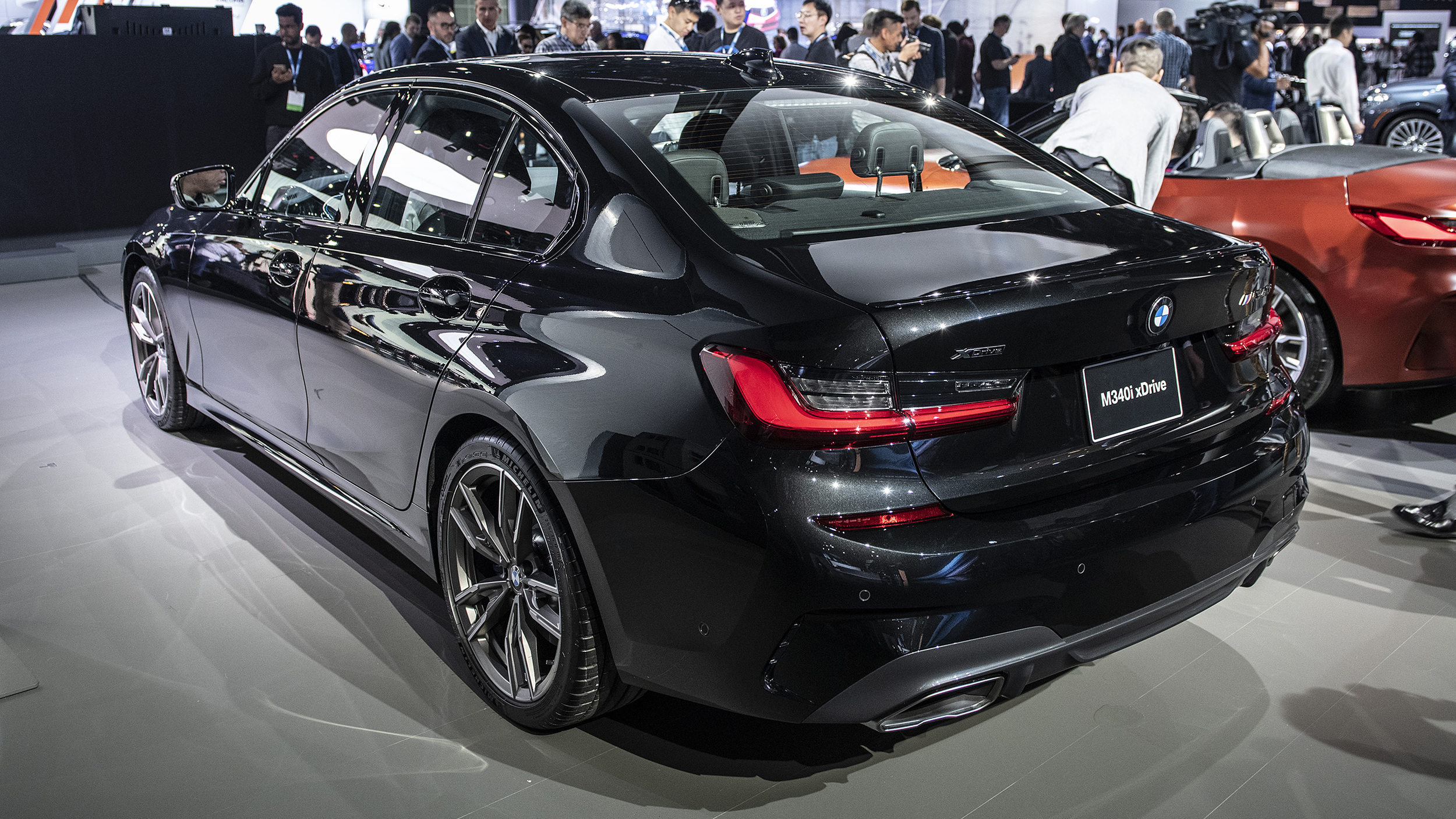 Pre Owned Cars >> 2020 BMW M340i will debut at the LA Auto Show and go on ...