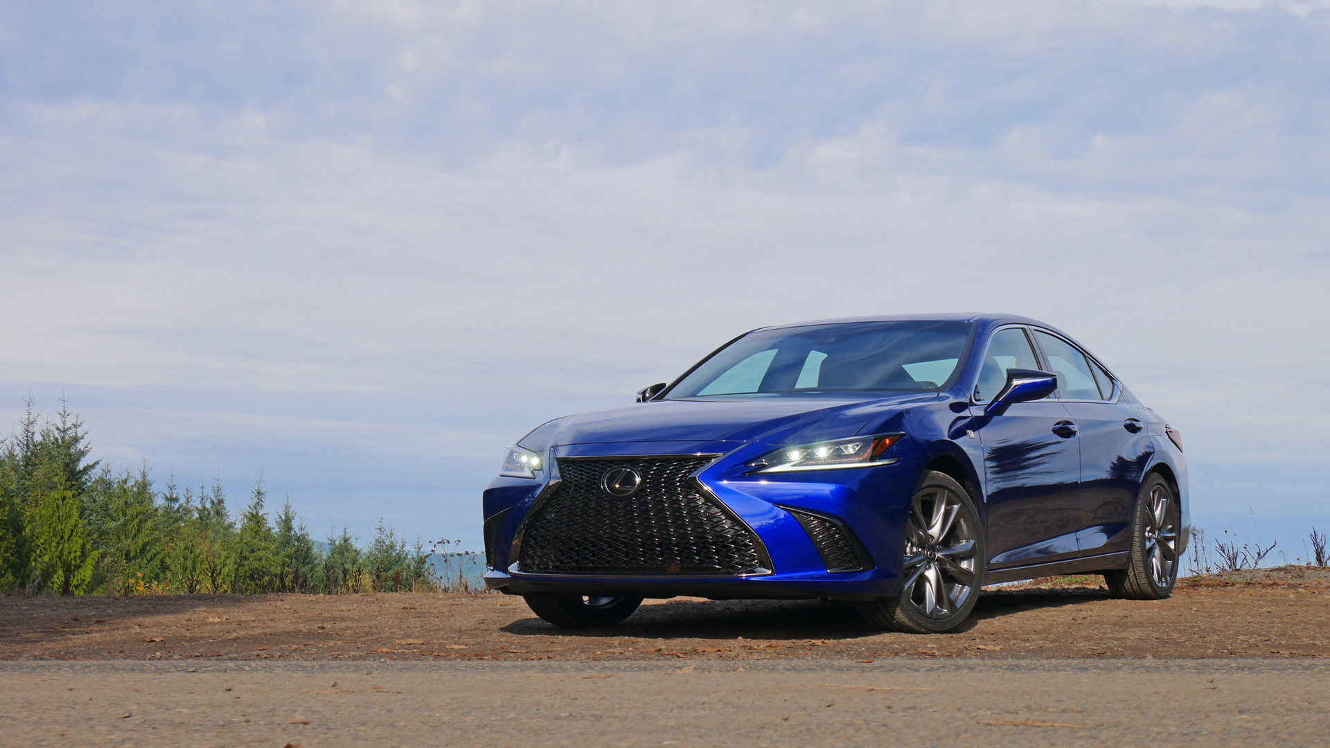2019 Lexus ES 350 F Sport review and driving impressions