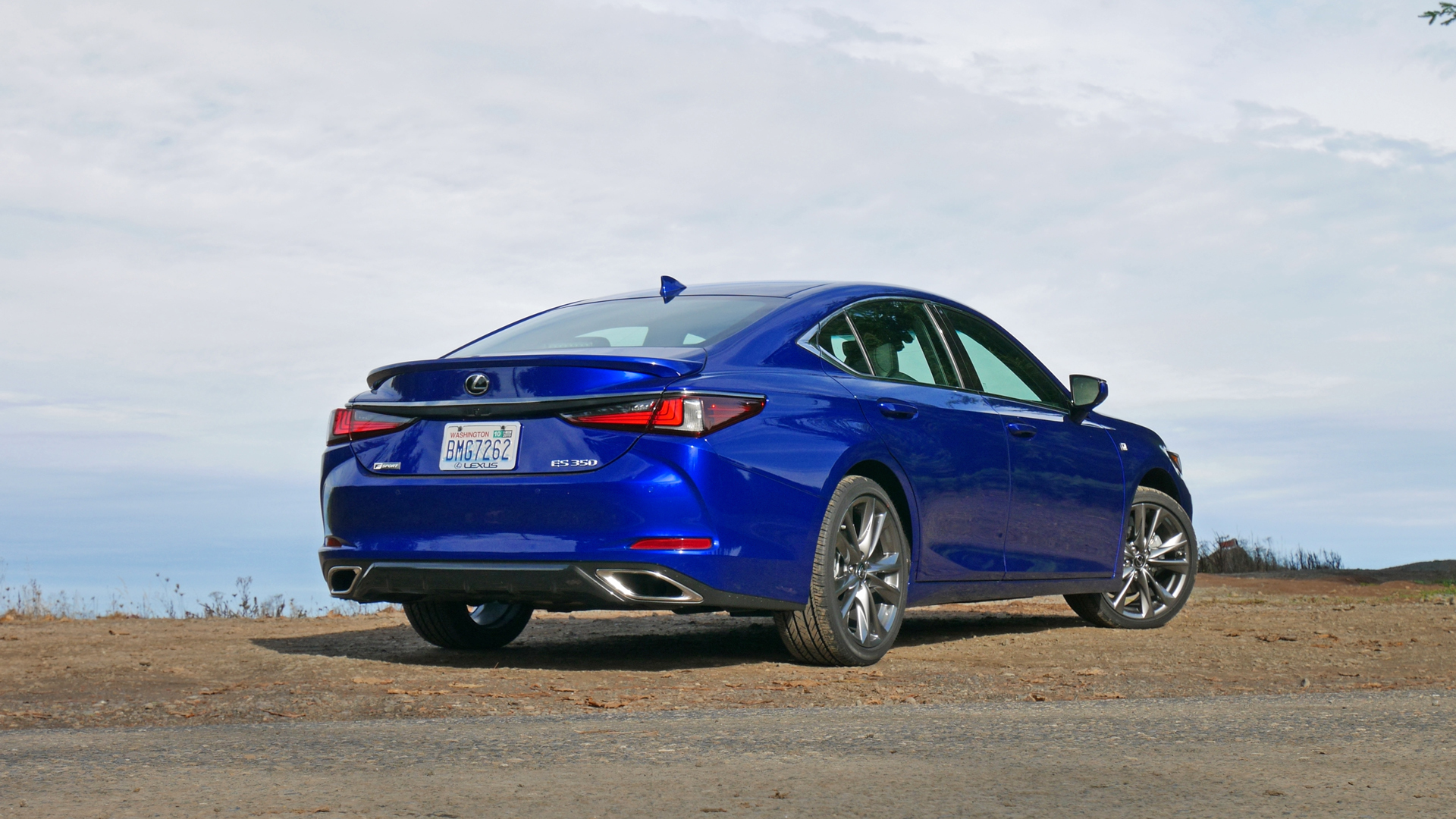 2019 Lexus Es 350 F Sport Drivers Notes Handling Comfort Technology Autoblog