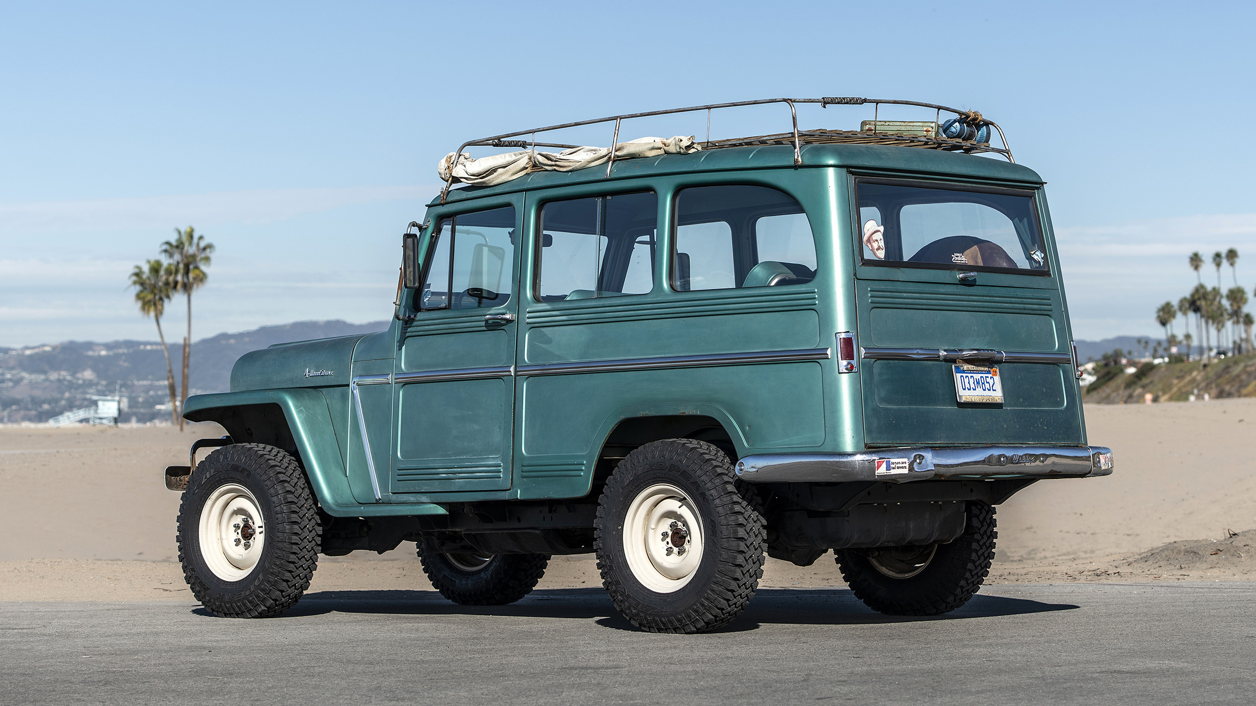 1962 Jeep Willys Wagon Restomod Drive Review Autoblog